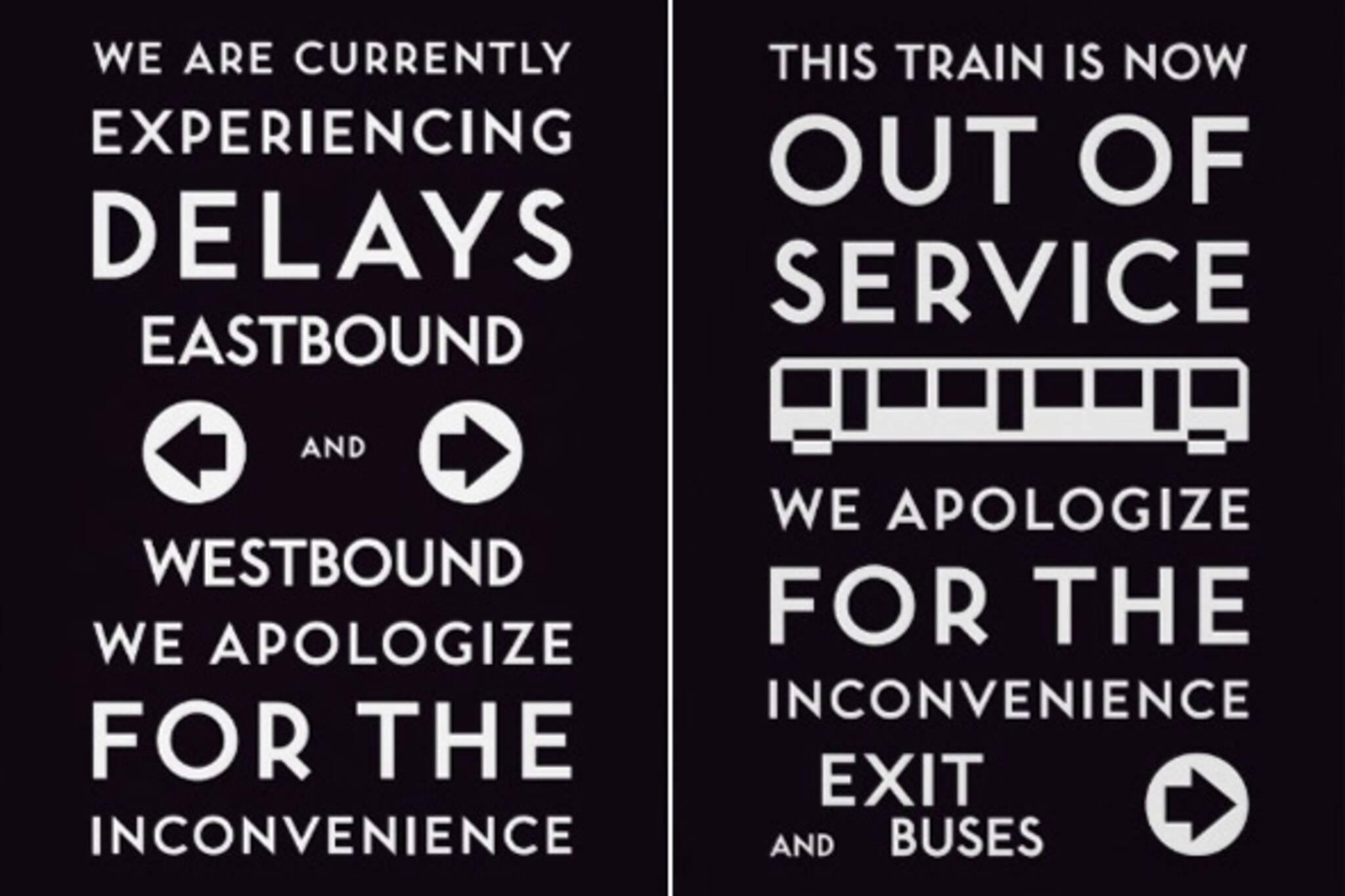 TTC posters