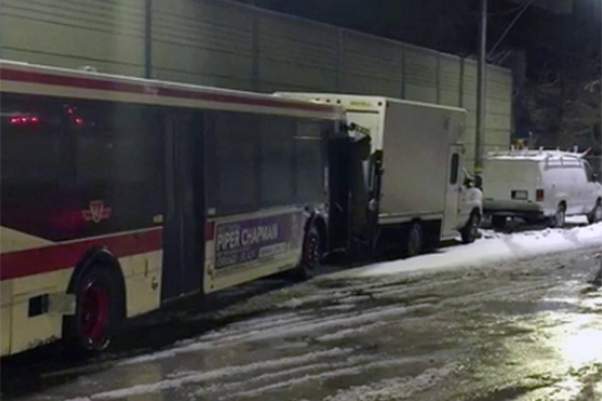 ttc ghost bus