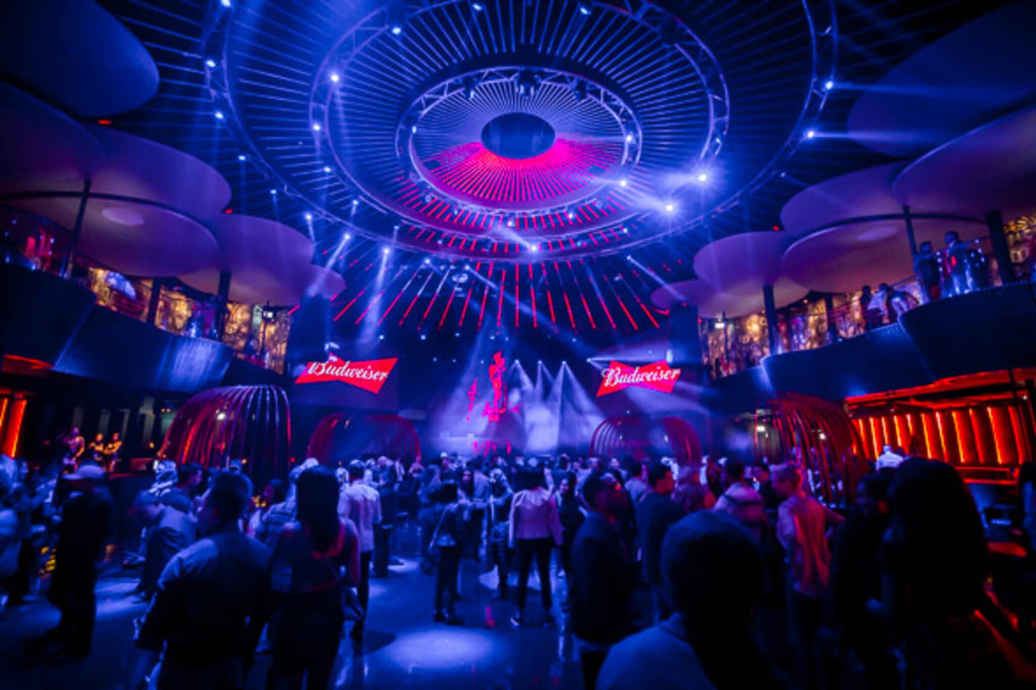 Rebel Toronto music venue club