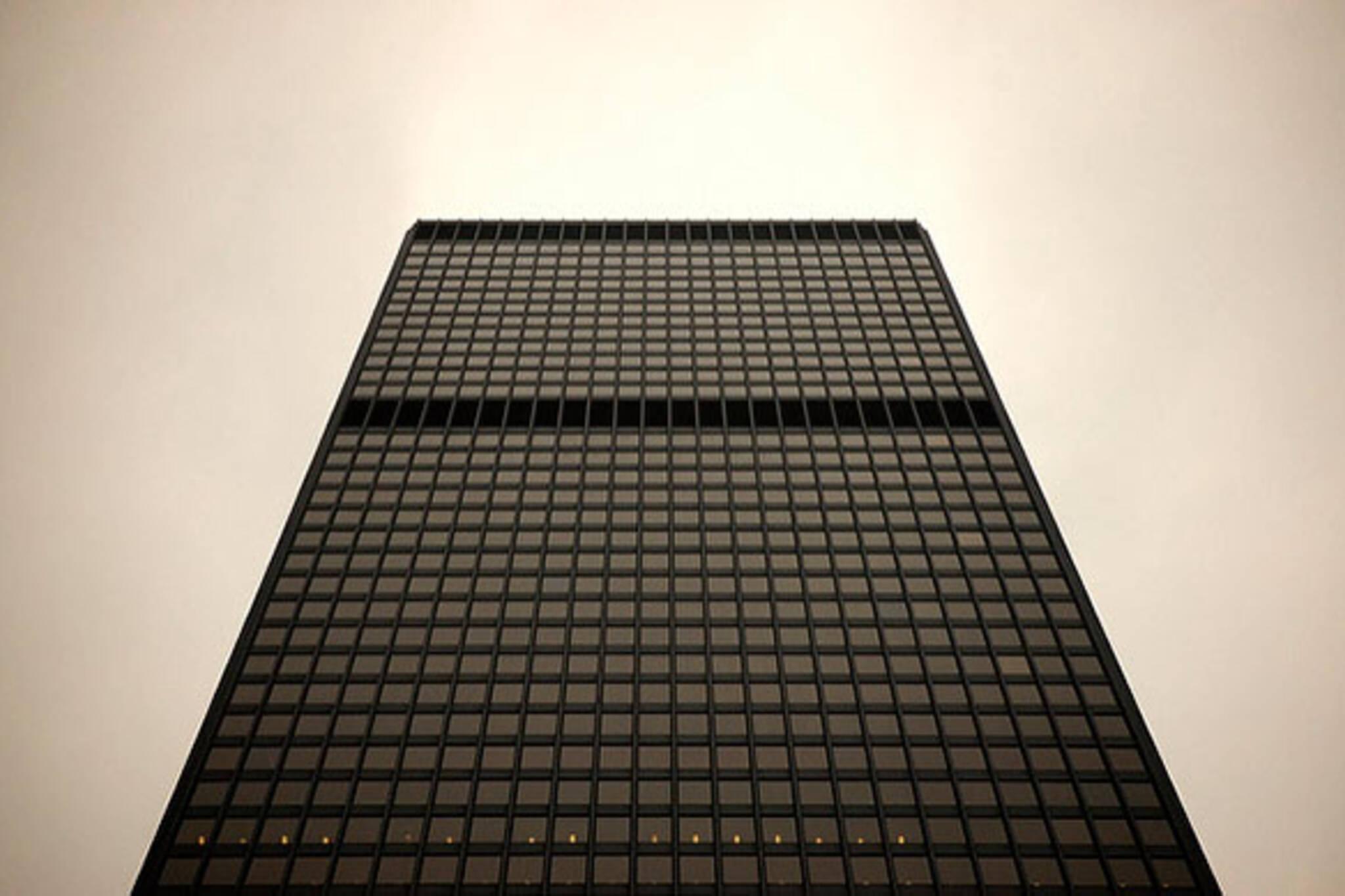 green buildings toronto