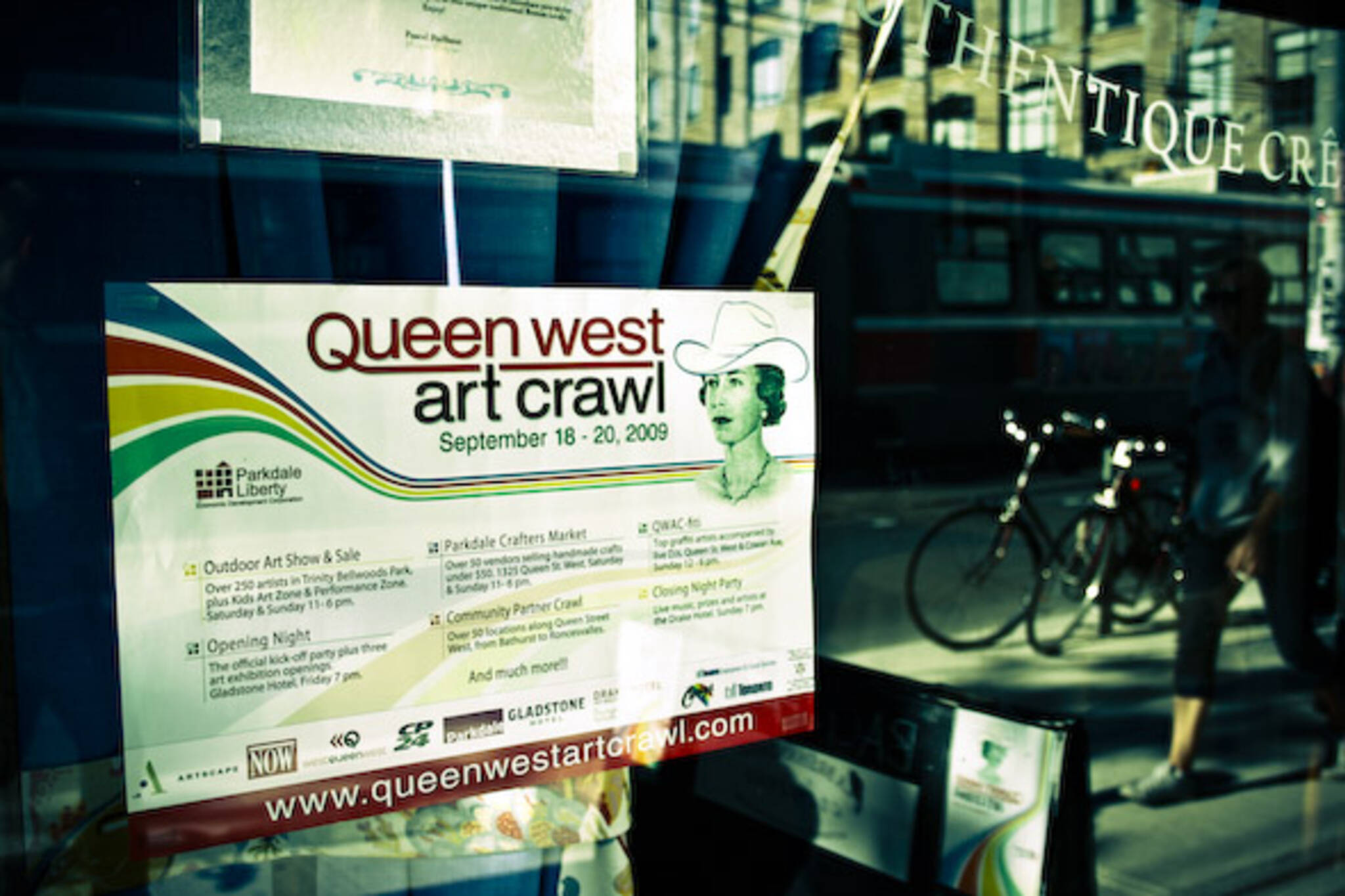 West Queen West Art Crawl