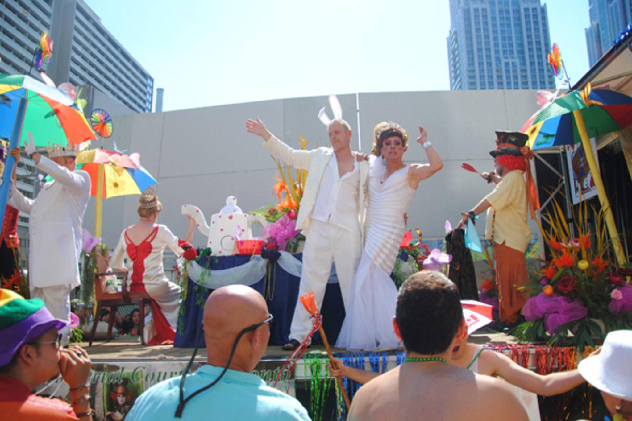 Pride Parade 2010 Toronto