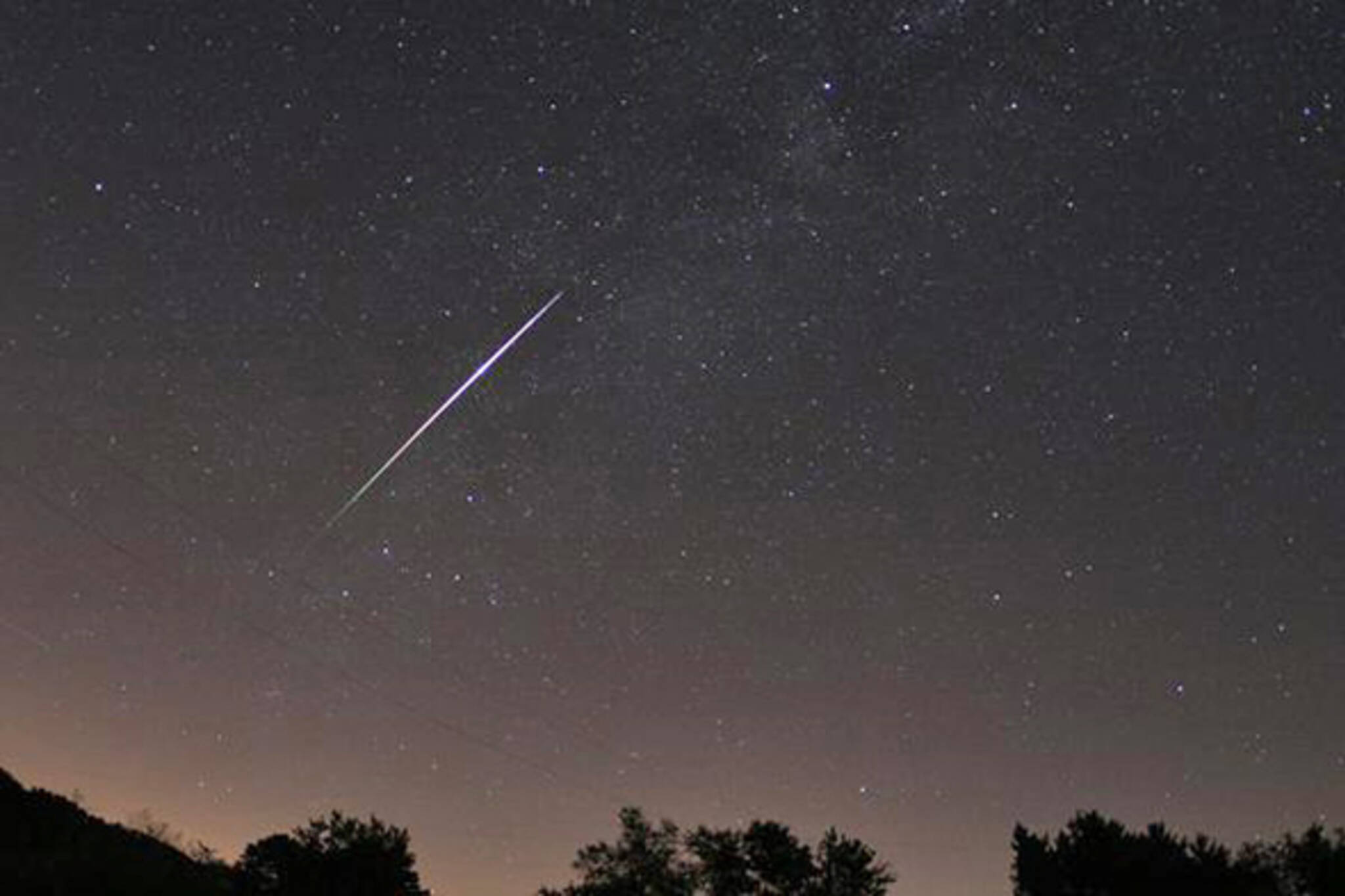 perseid meteor shower toronto