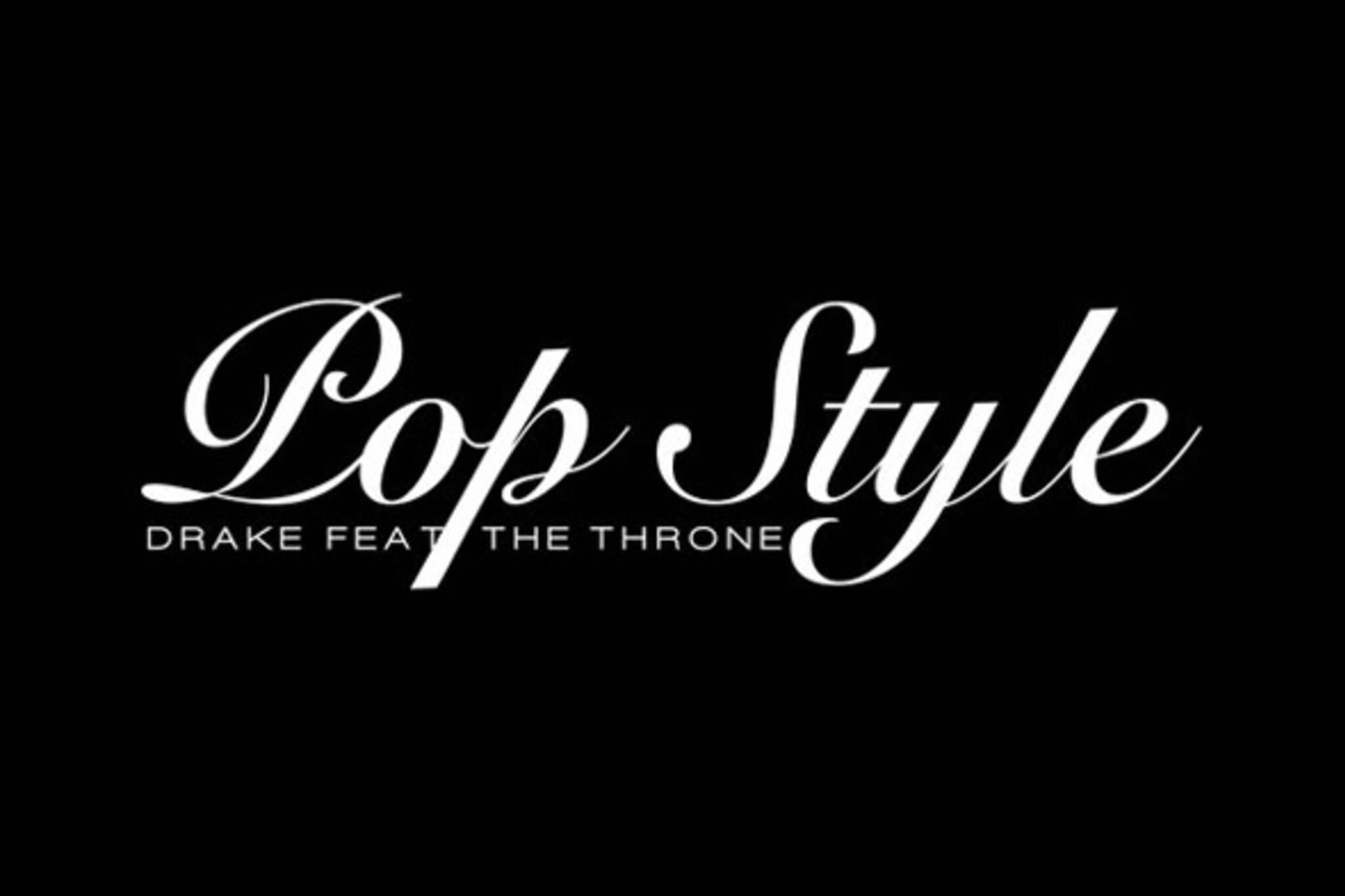 drake pop style
