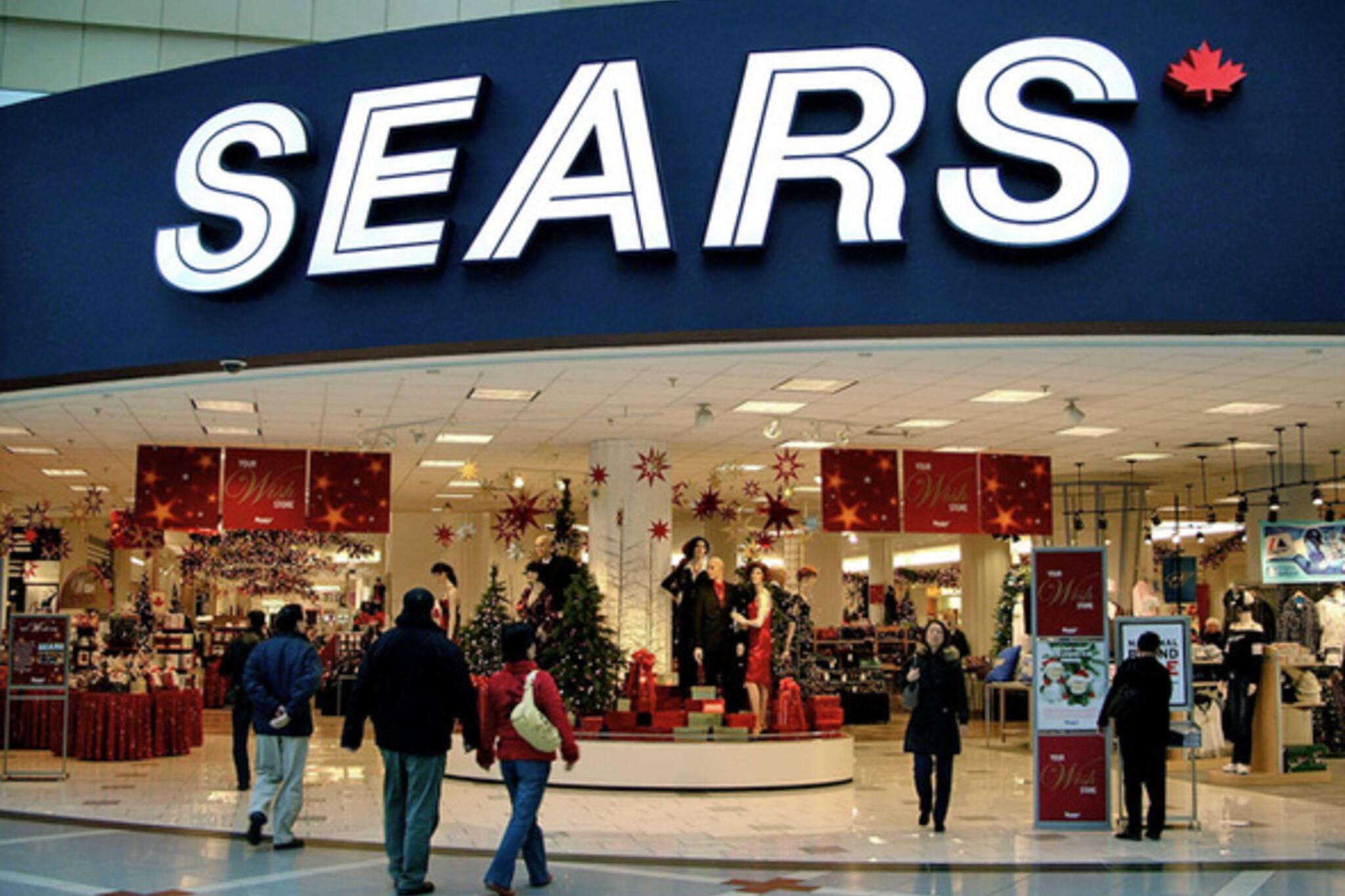 Sears Eaton Centre