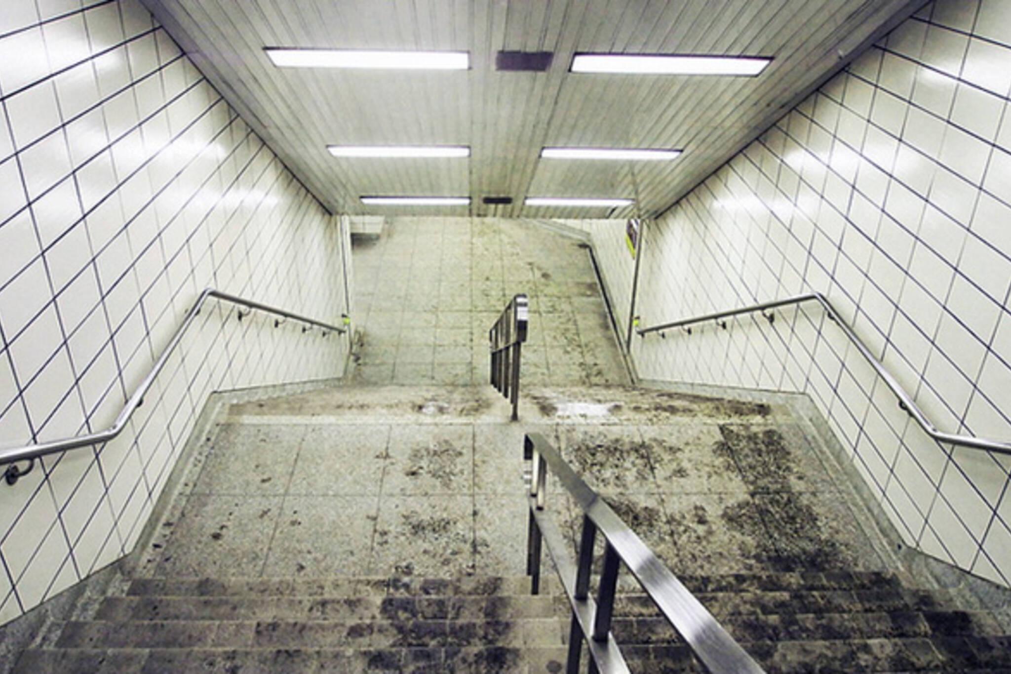 Ossington TTC Station
