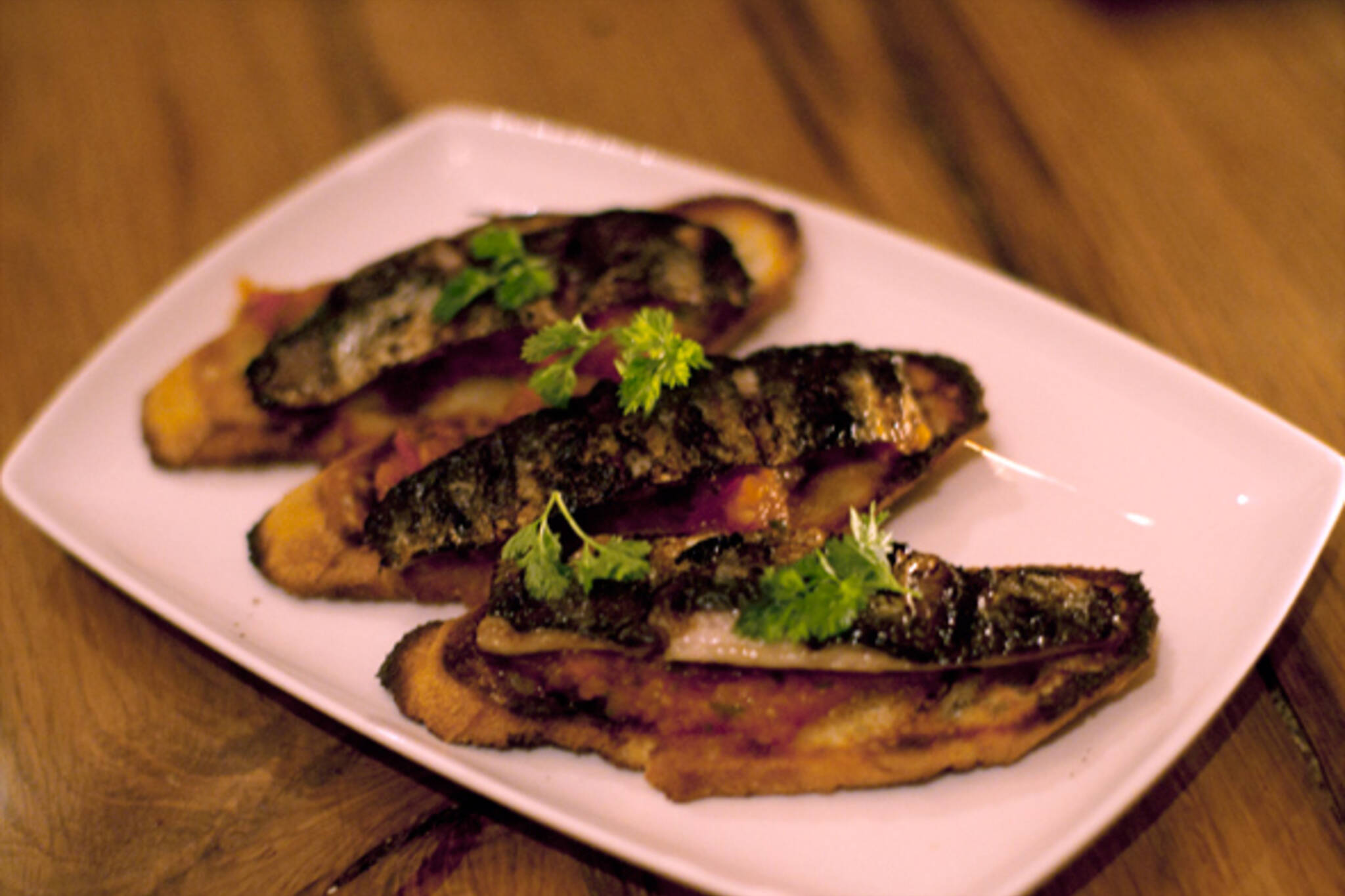sardines ossington