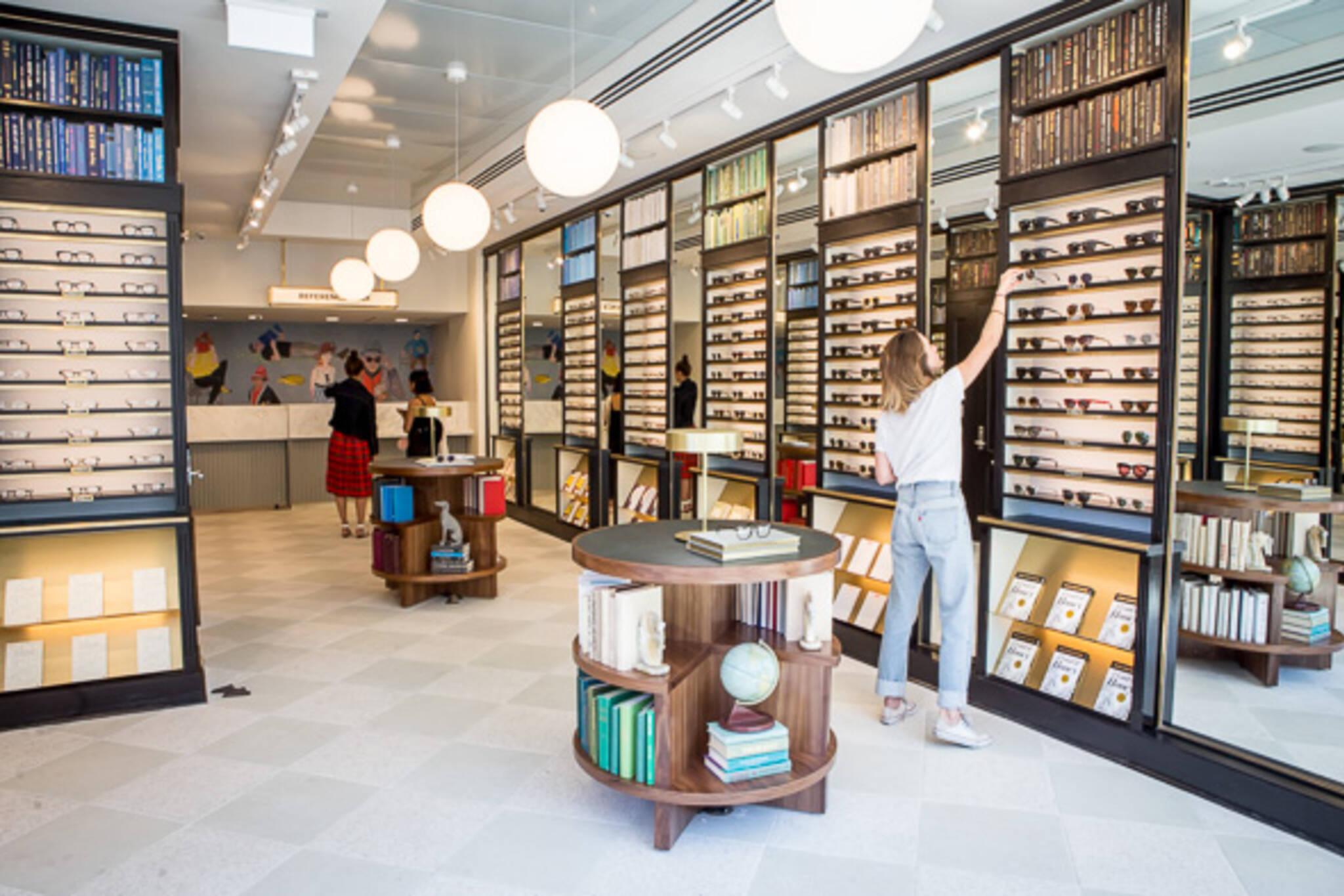 optical stores toronto