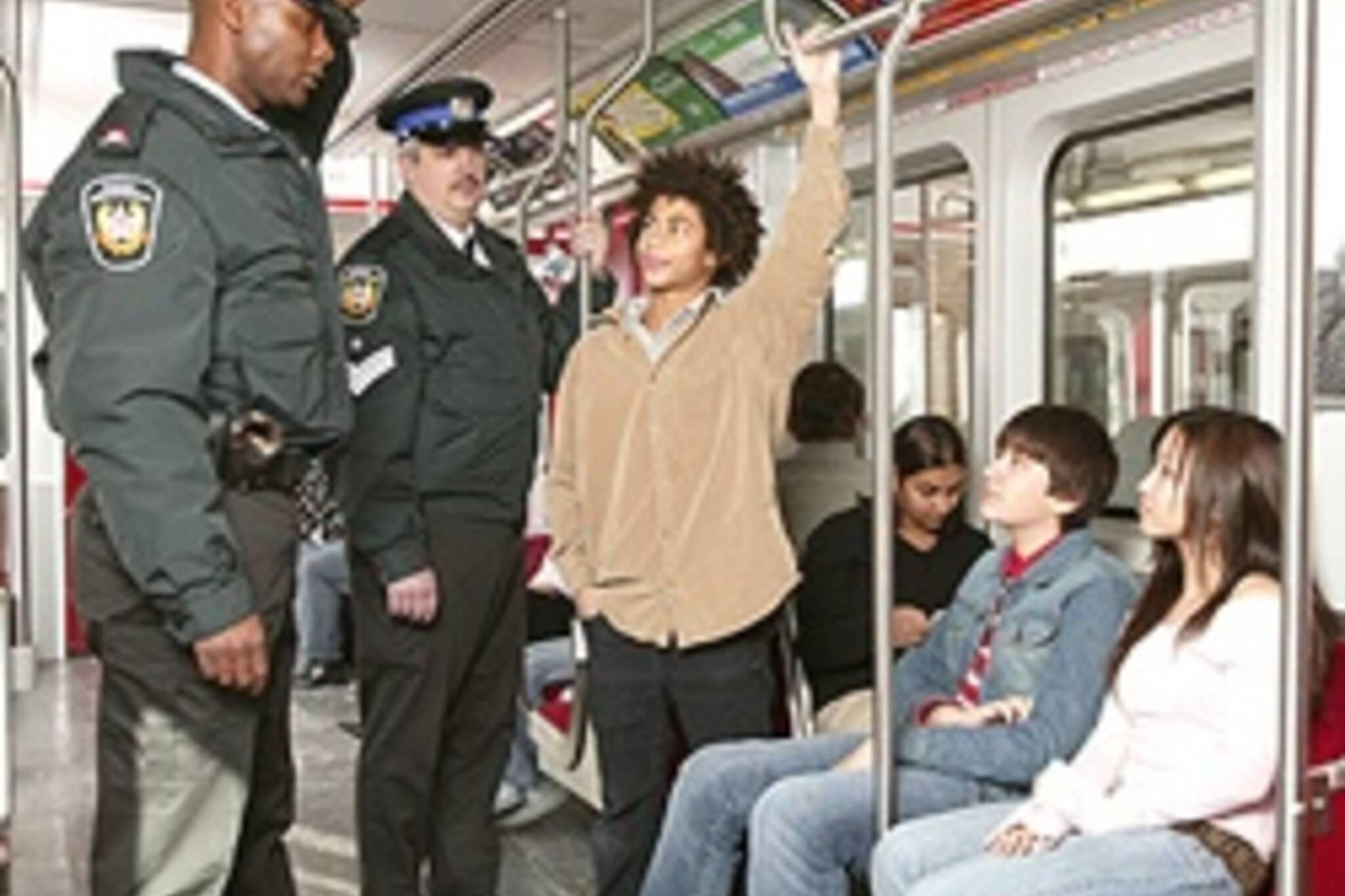 TTC Constables