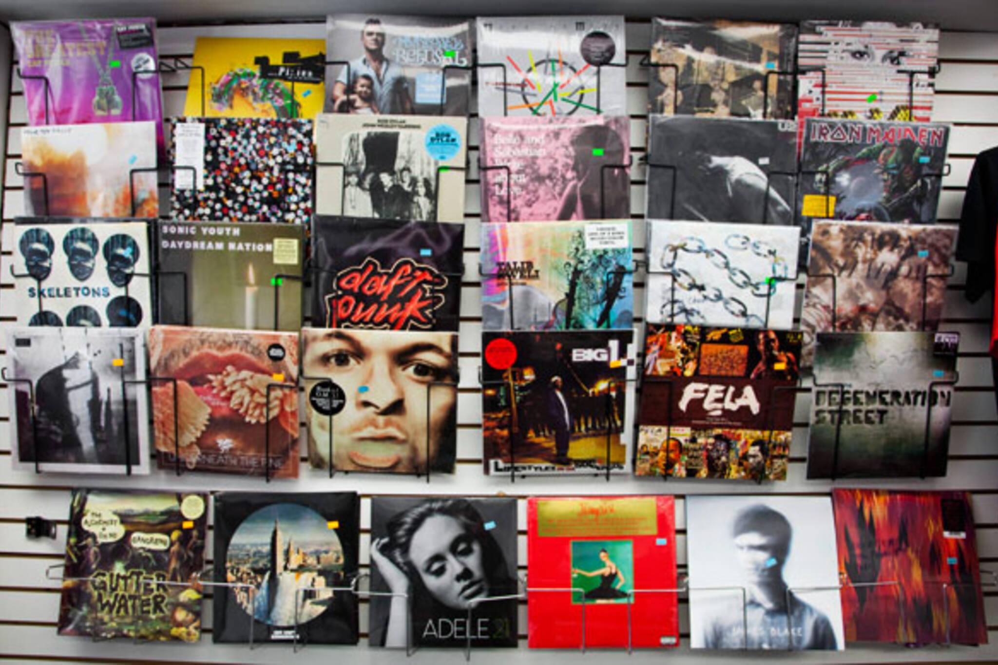 Toronto music store