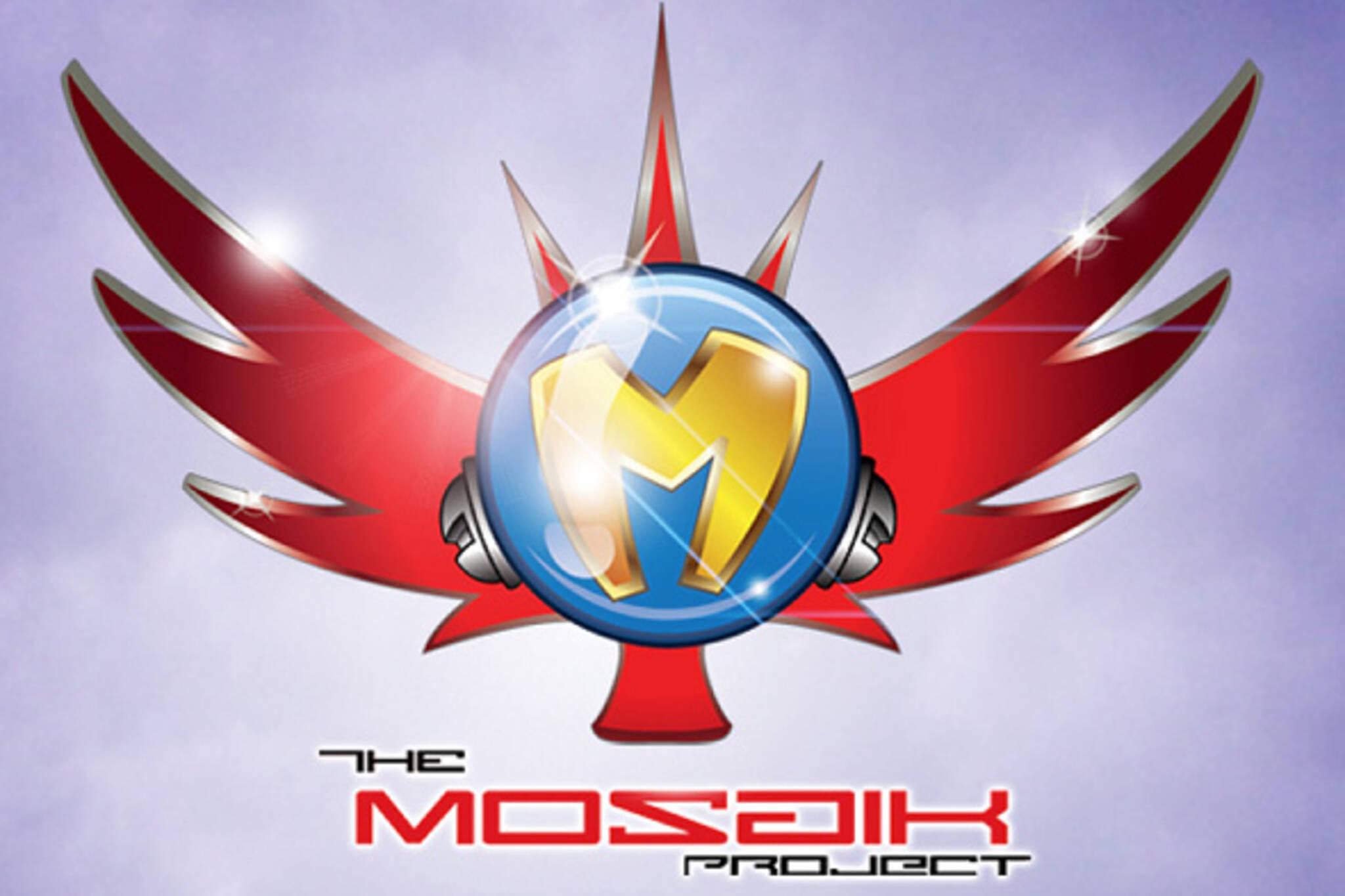 Mosaik Project Free Comic Toronto