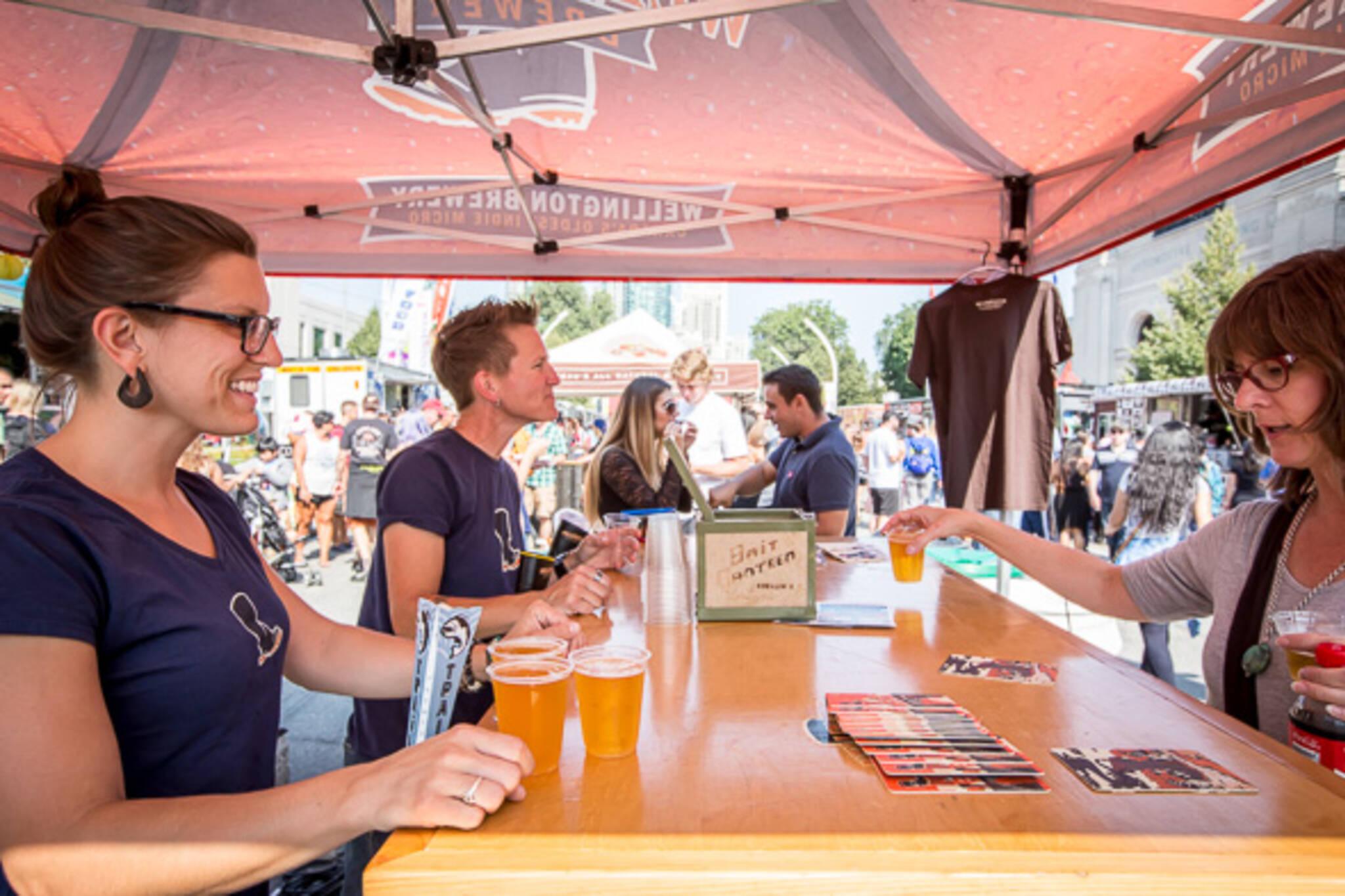 leslieville beer festival
