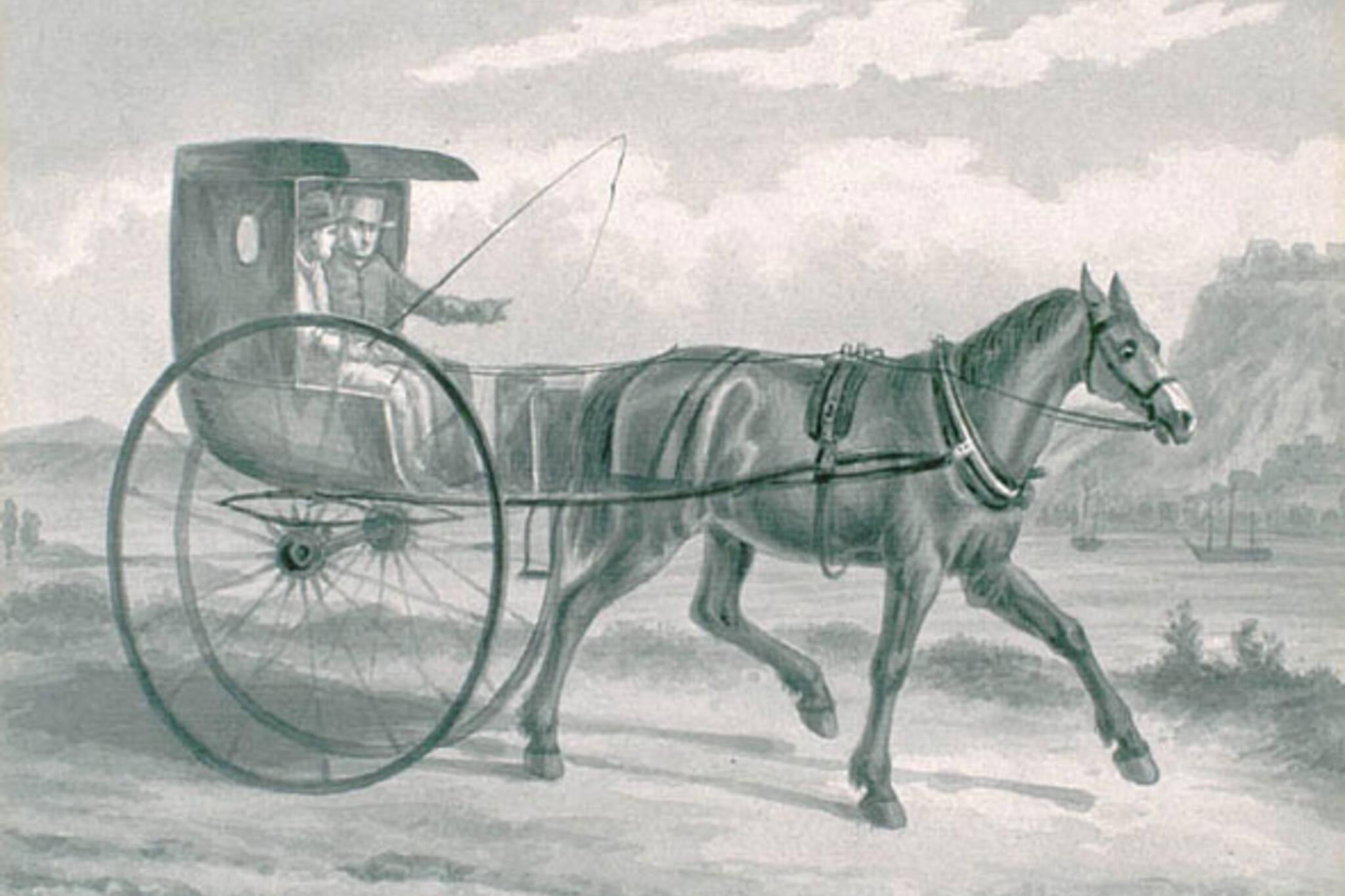 thornton blackburn toronto cab W.H. Coverdale