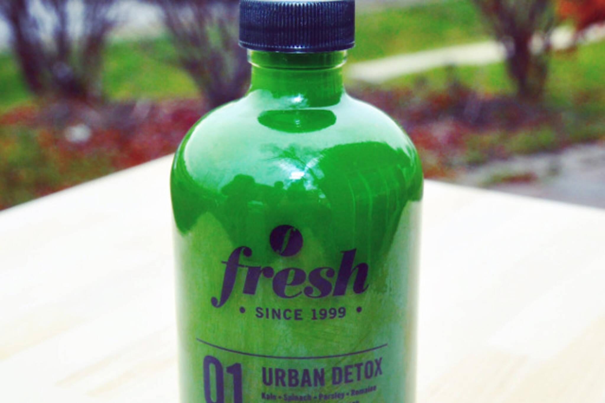fresh juice toronto