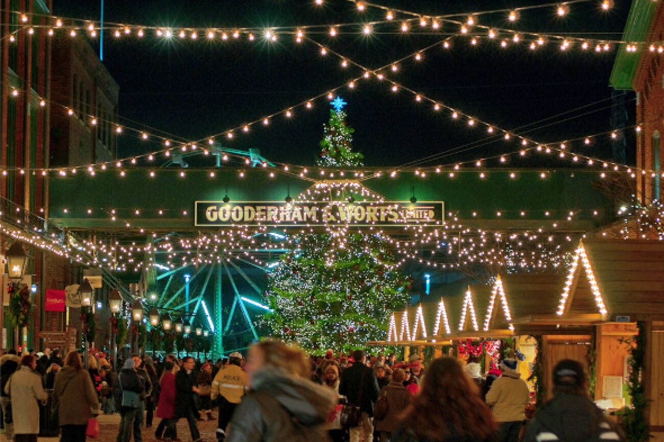Light Shows For Christmas