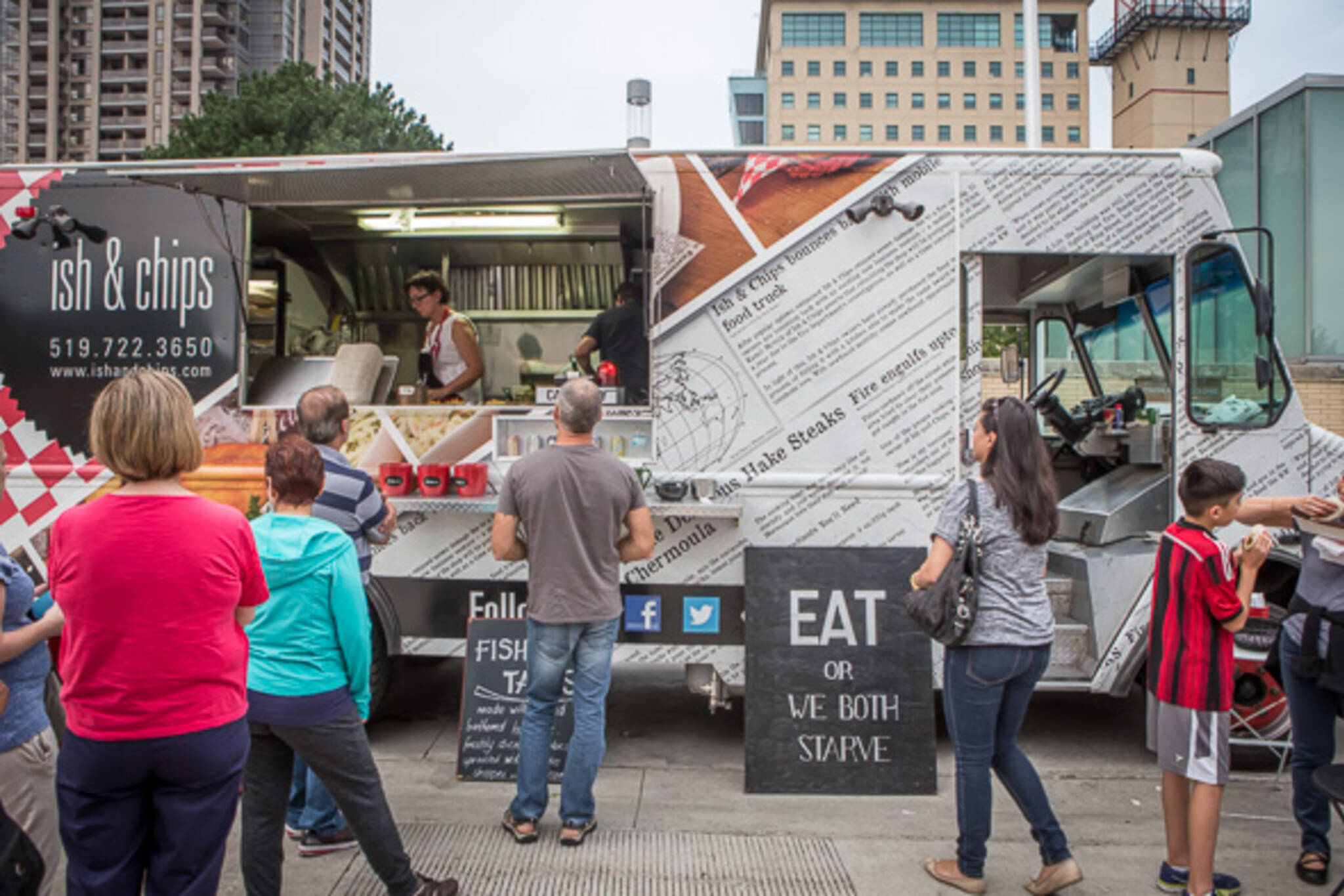 food truck events toronto