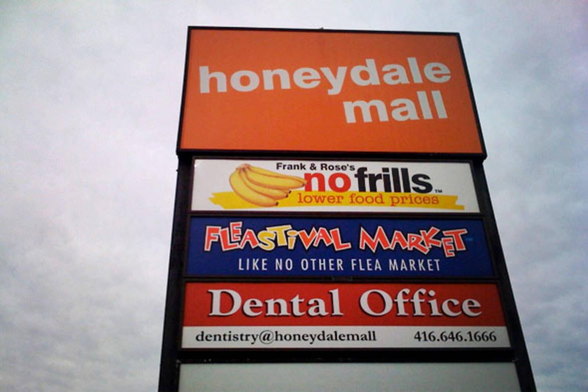honeydale mall etobicoke