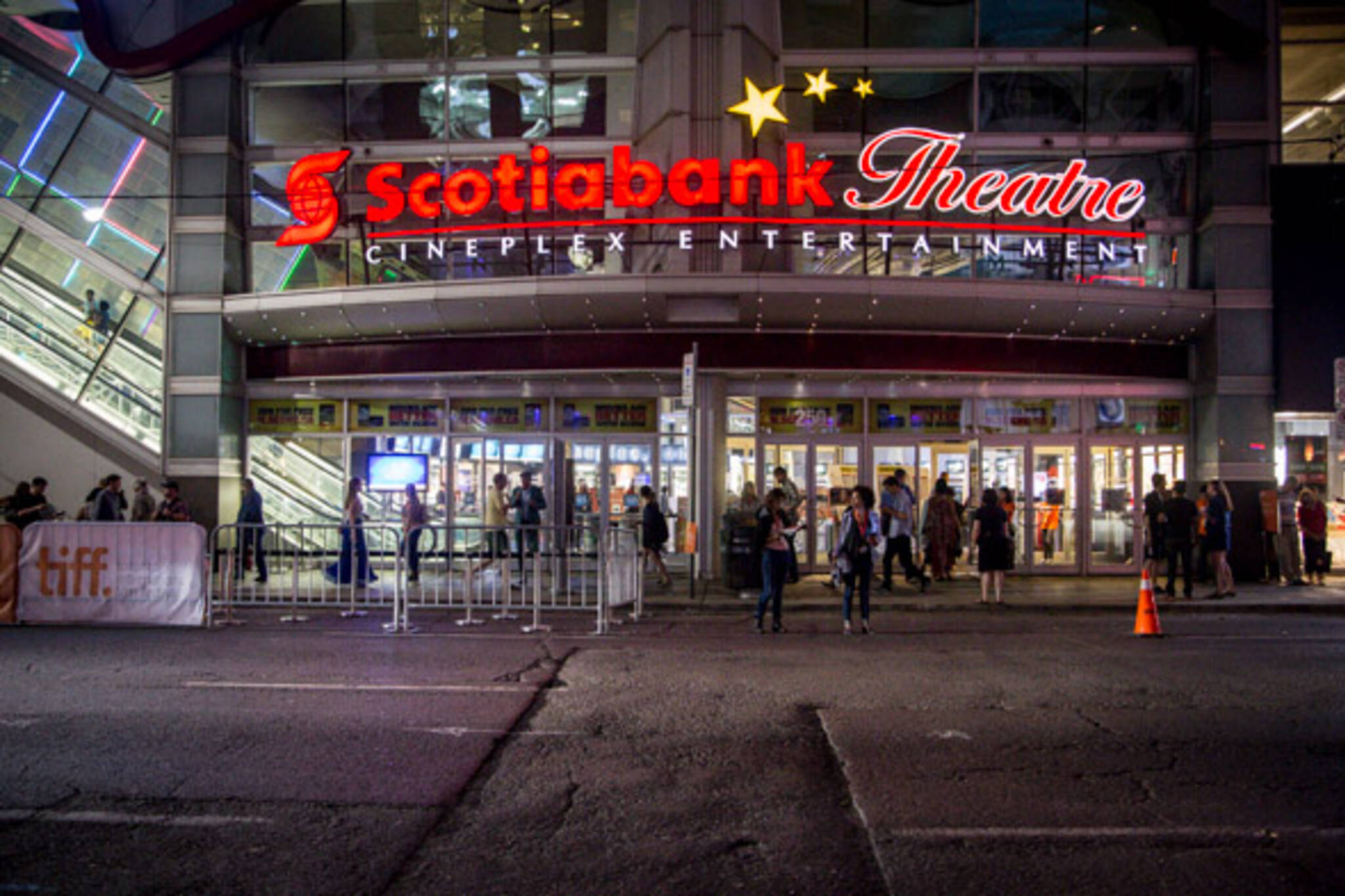 movie theatre toronto