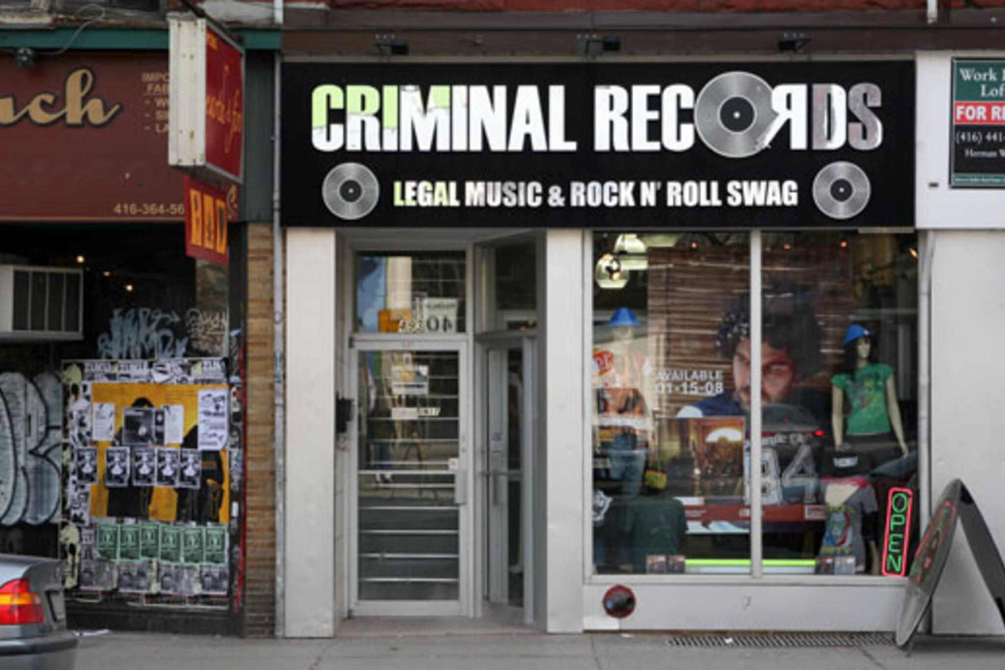 Criminal Records Deadpool
