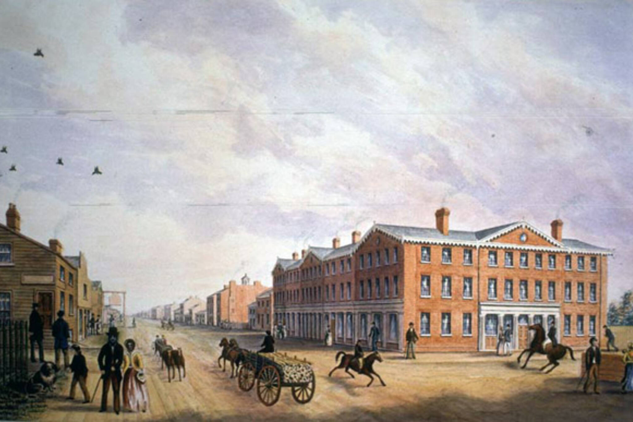 Toronto pre-1850s