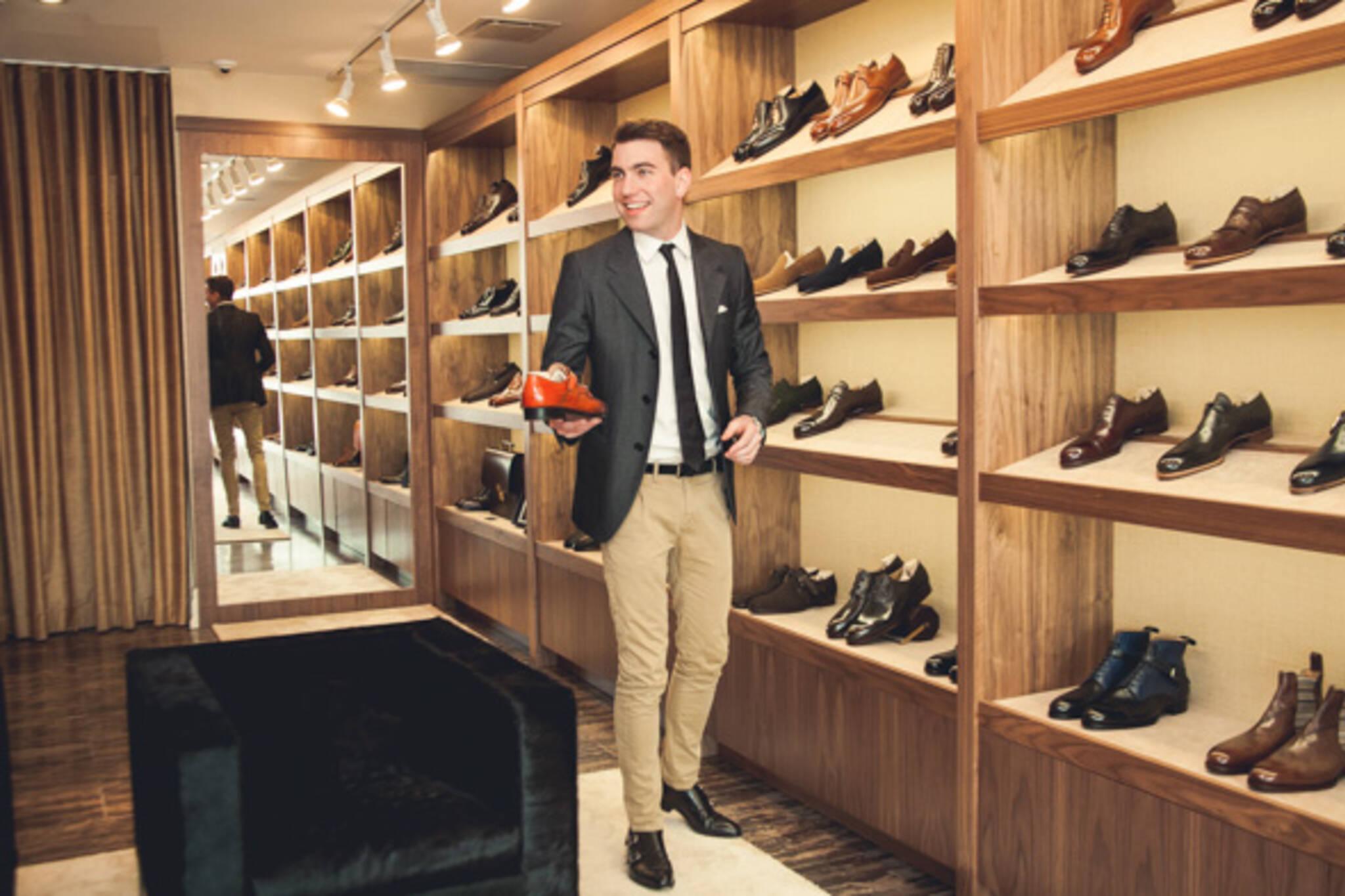 mens shoe store toronto