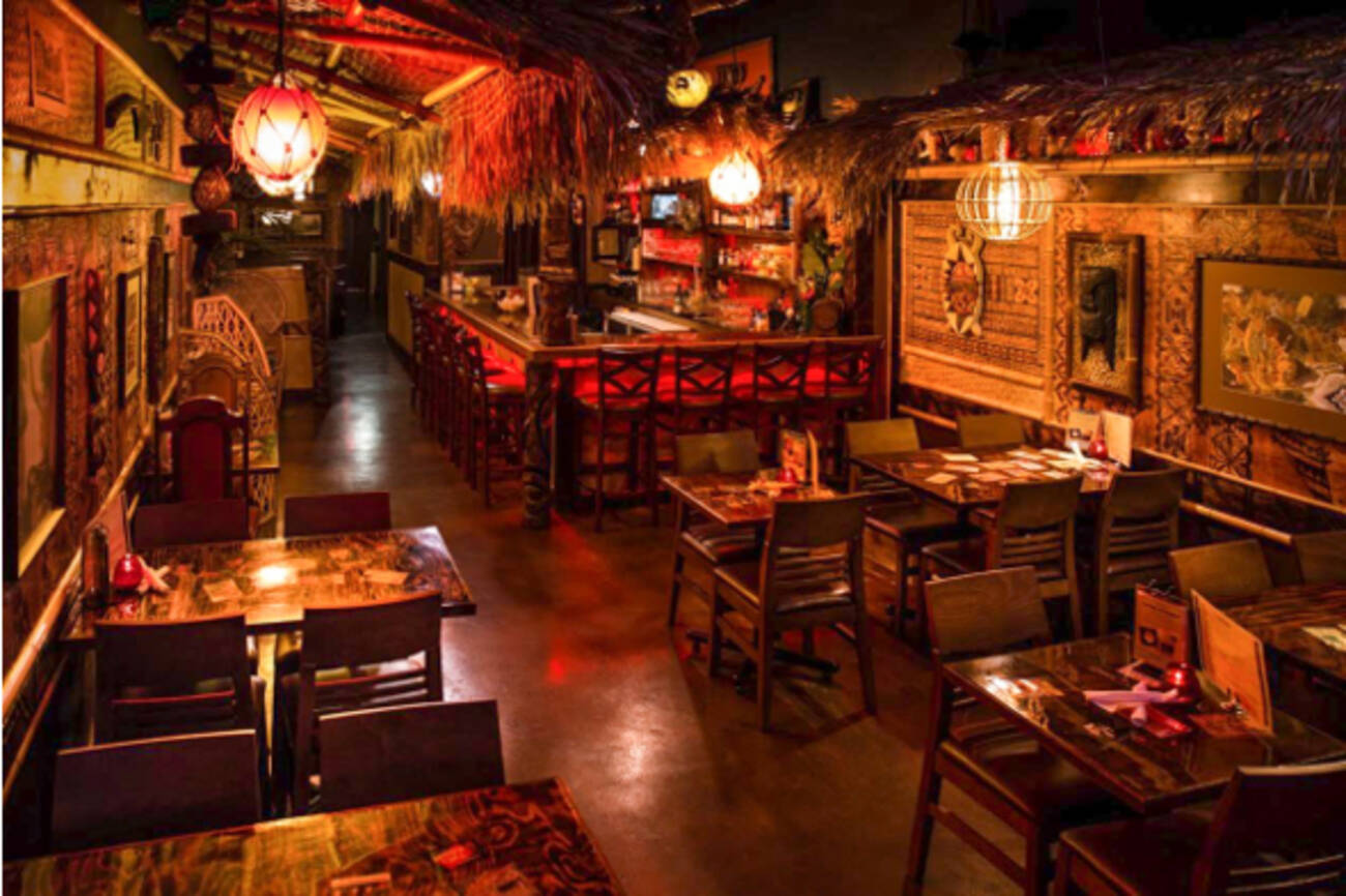 Popular Vancouver Tiki Bar Opening Location In Toronto