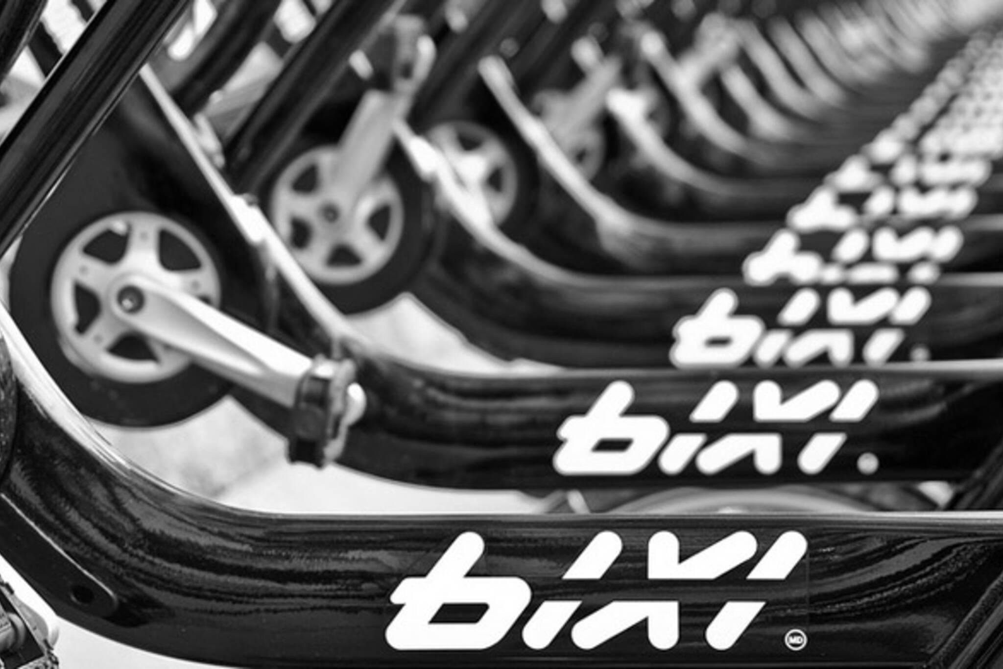 BXI Bike Share Toronto