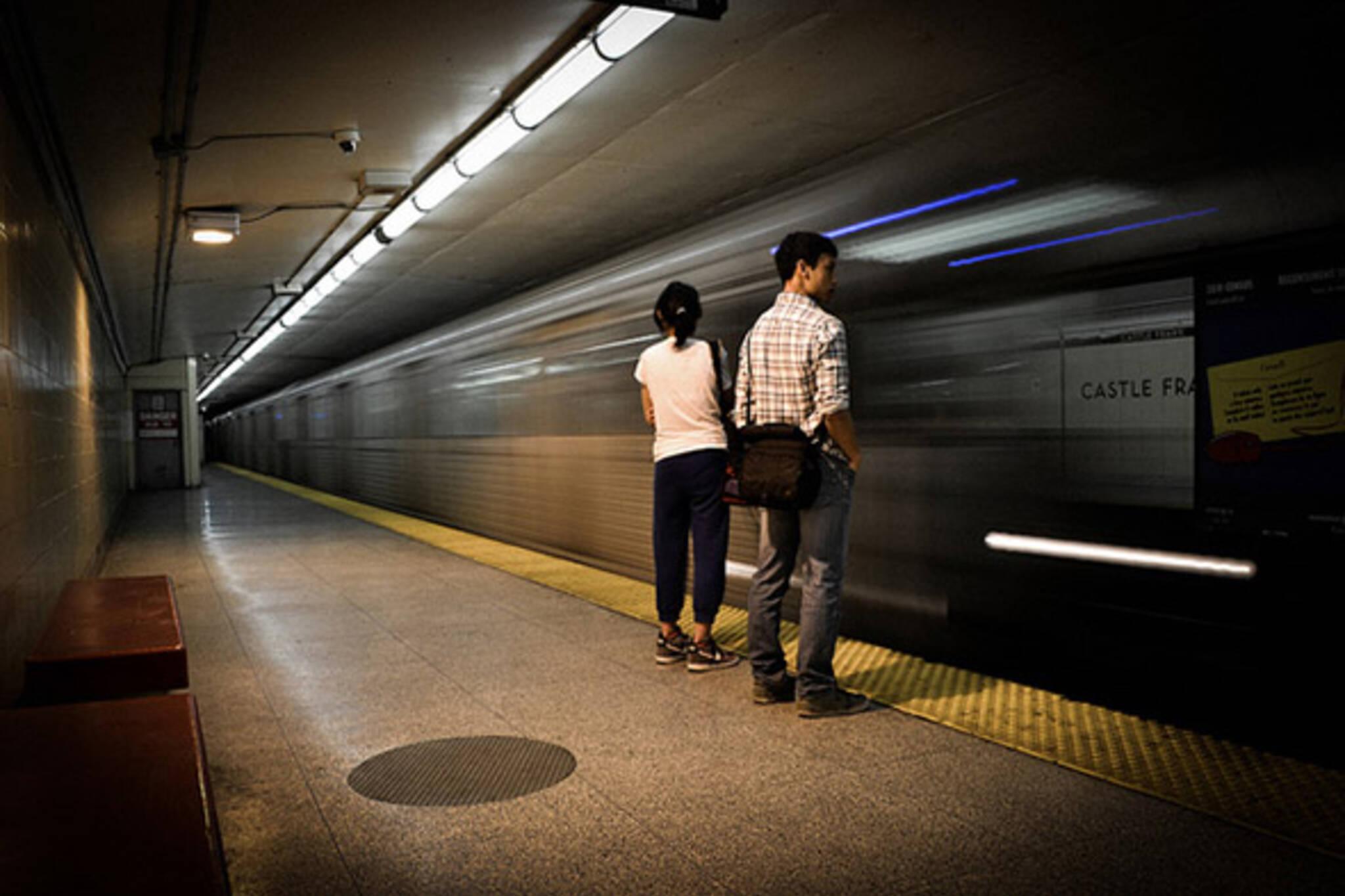 subway, streak, ttc