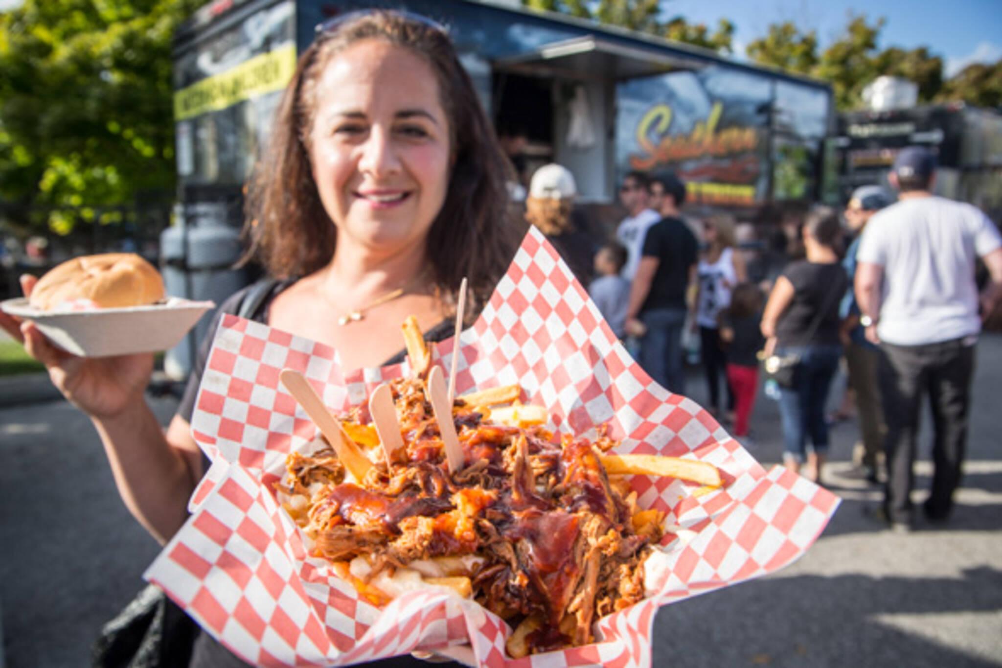 Taste Of Toronto Food Truck