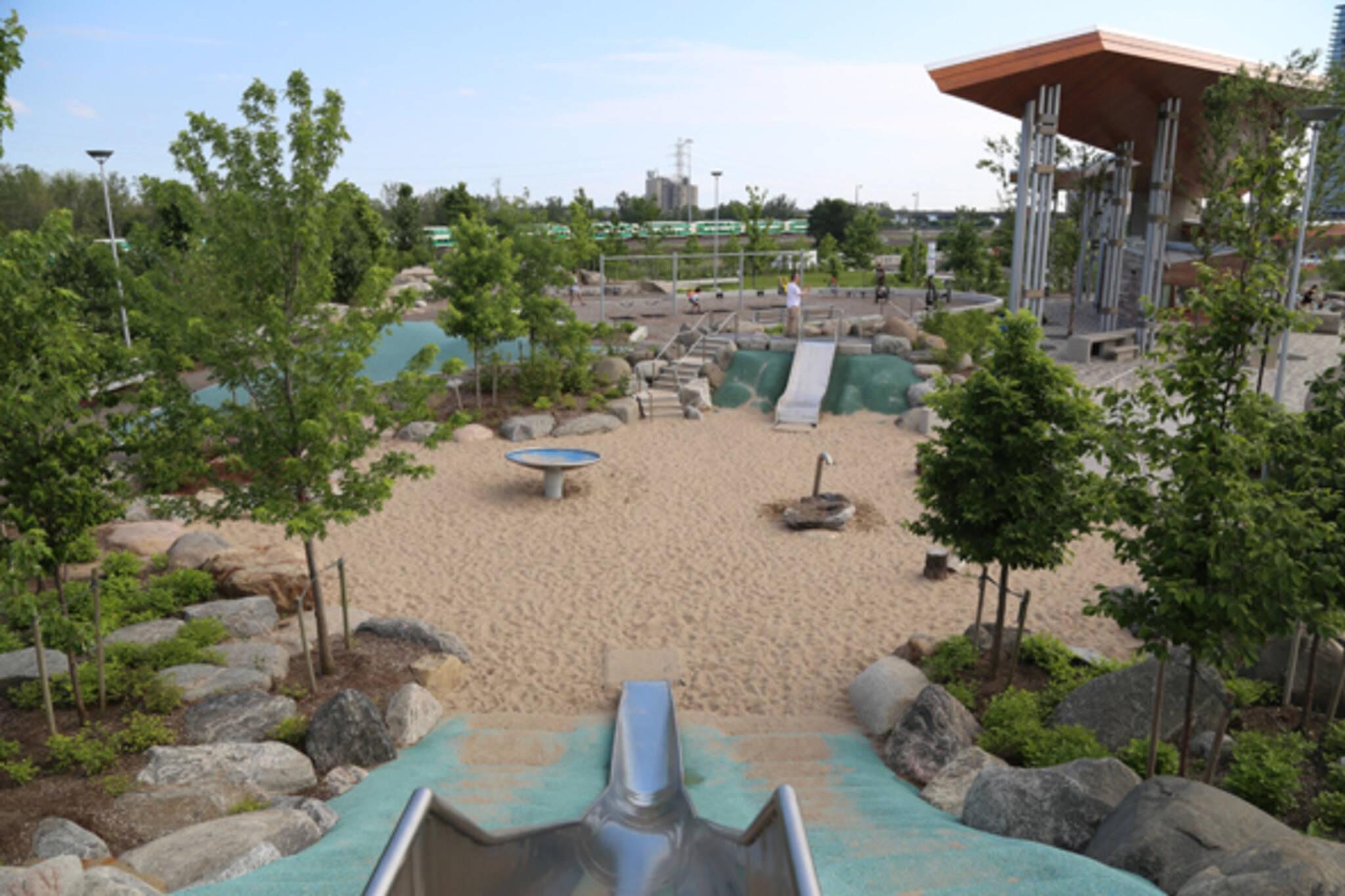 toronto playgrounds