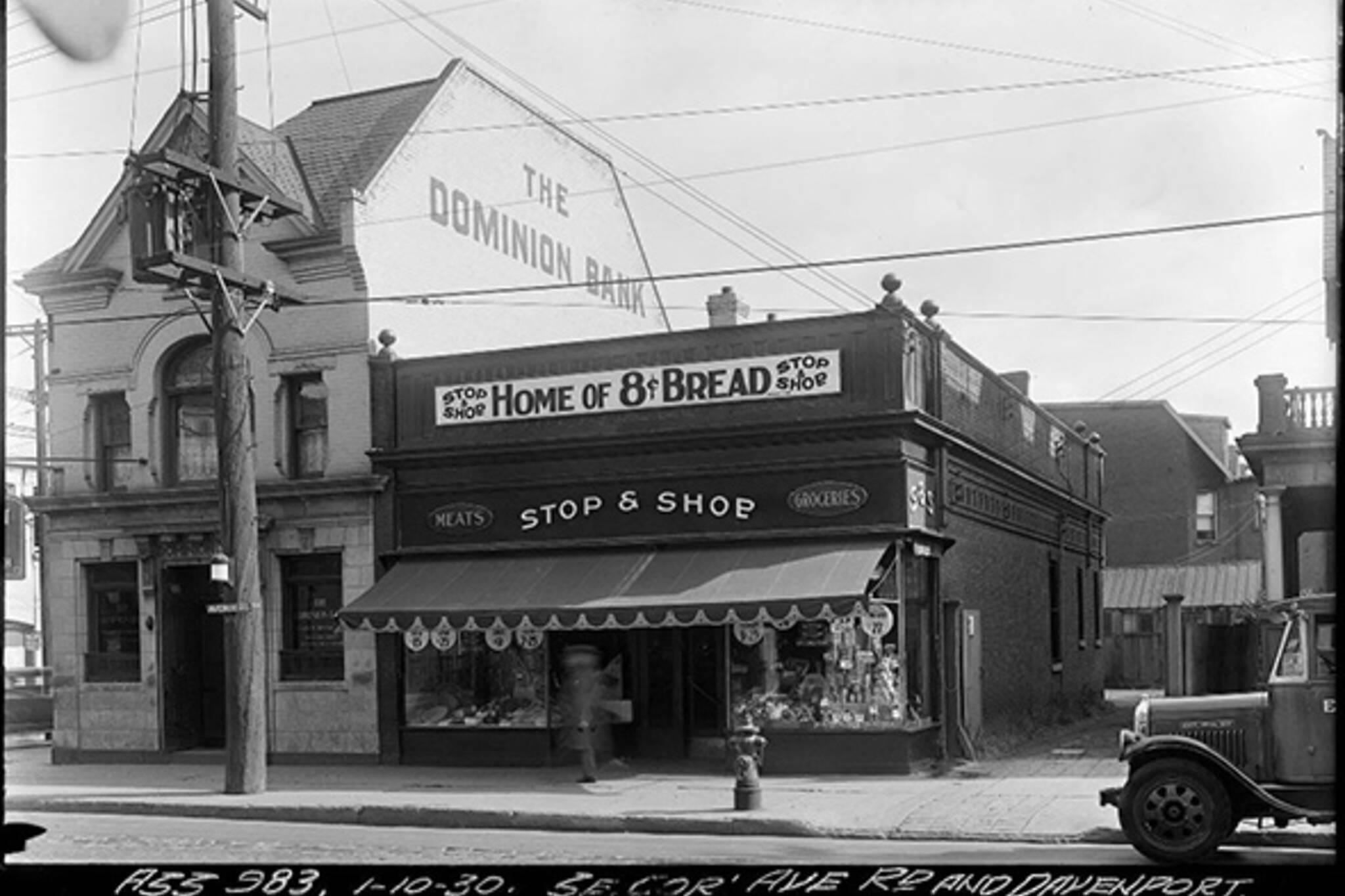 Avenue Road Toronto History