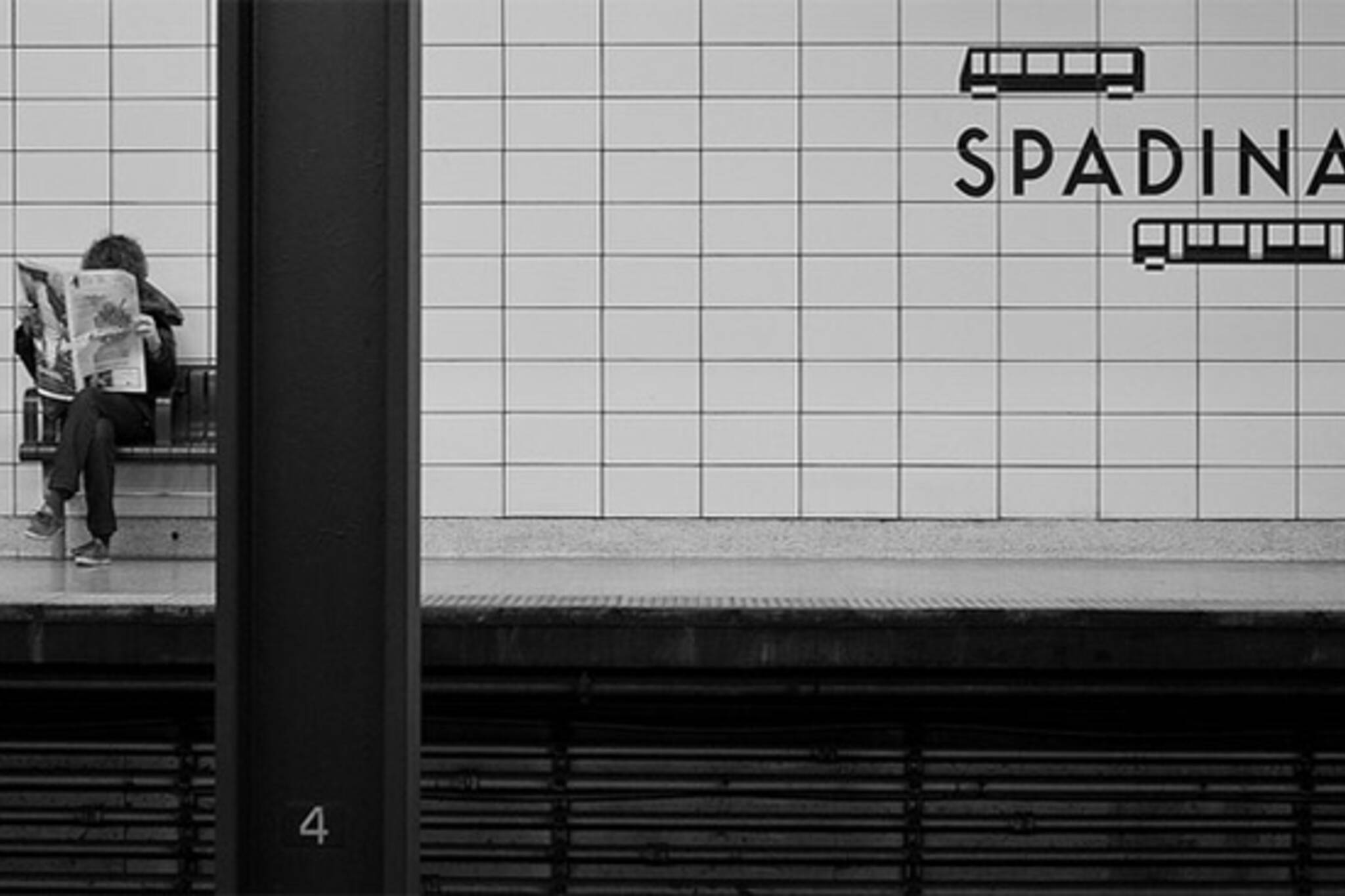 ttc, station, spadina