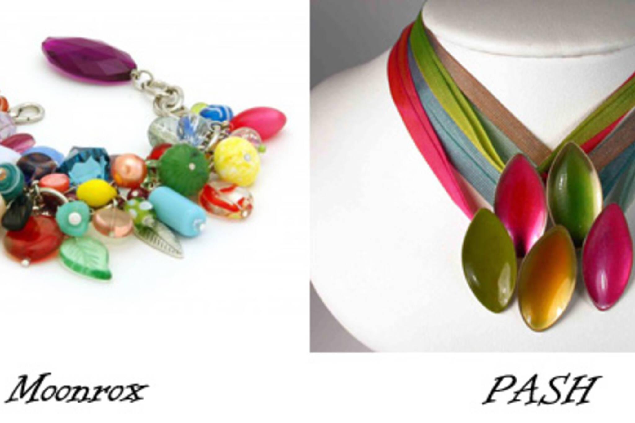 Moonrox and PASH Jewellery