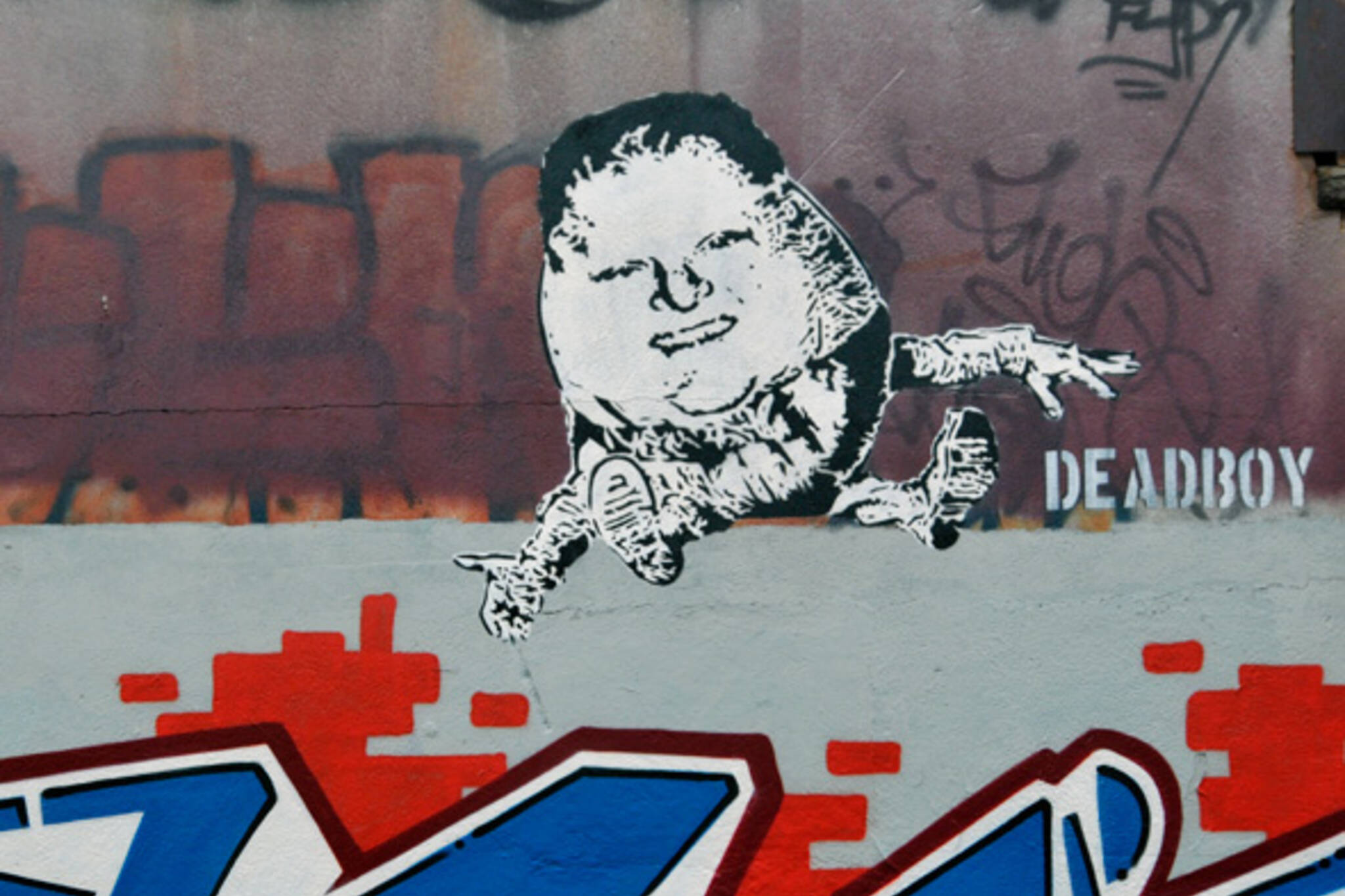 Humpty Dumpty Rob Ford