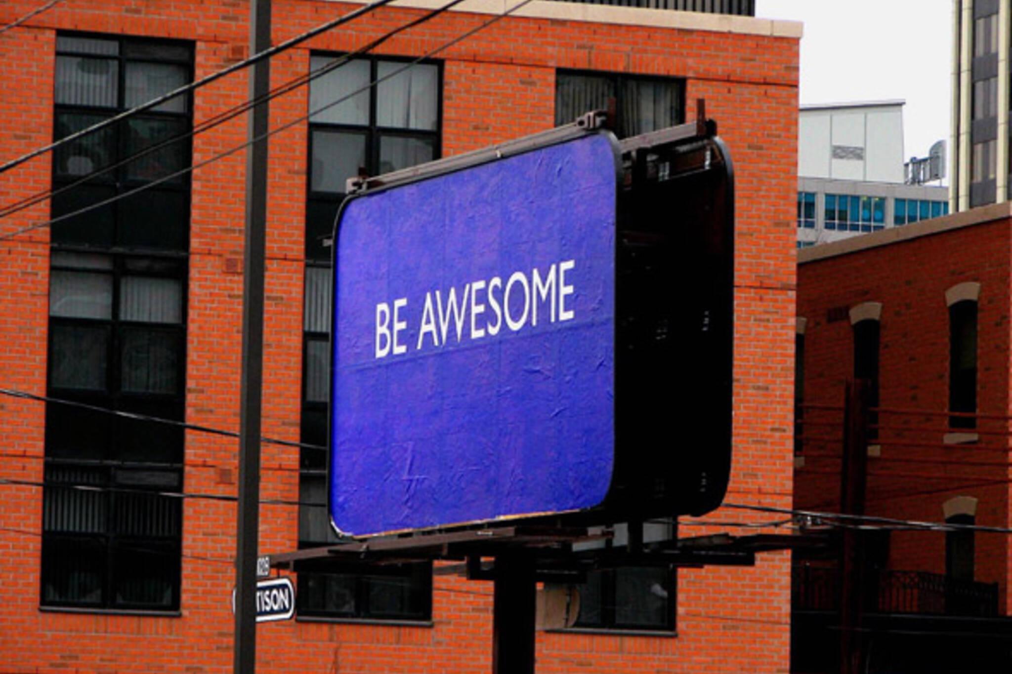 Awesome Foundation Toronto