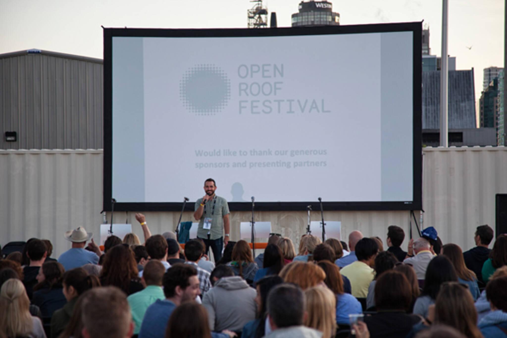 Open Roof Festival