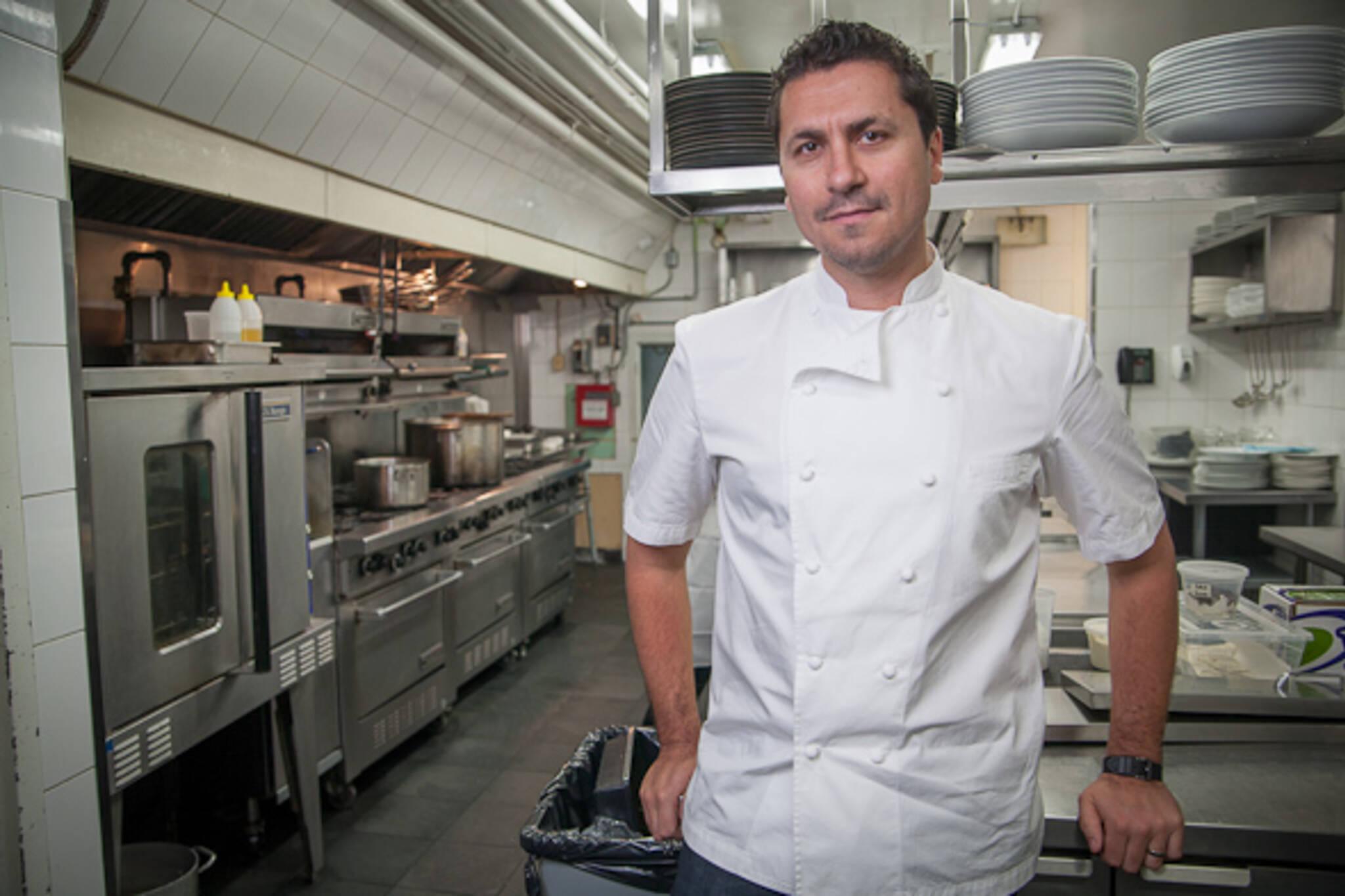 claudio aprile chef