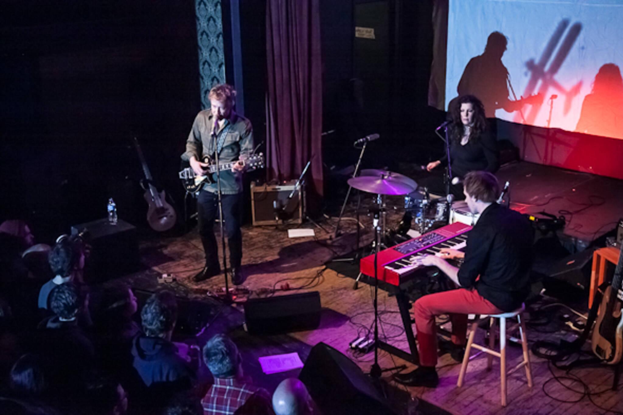 Low Band live Toronto
