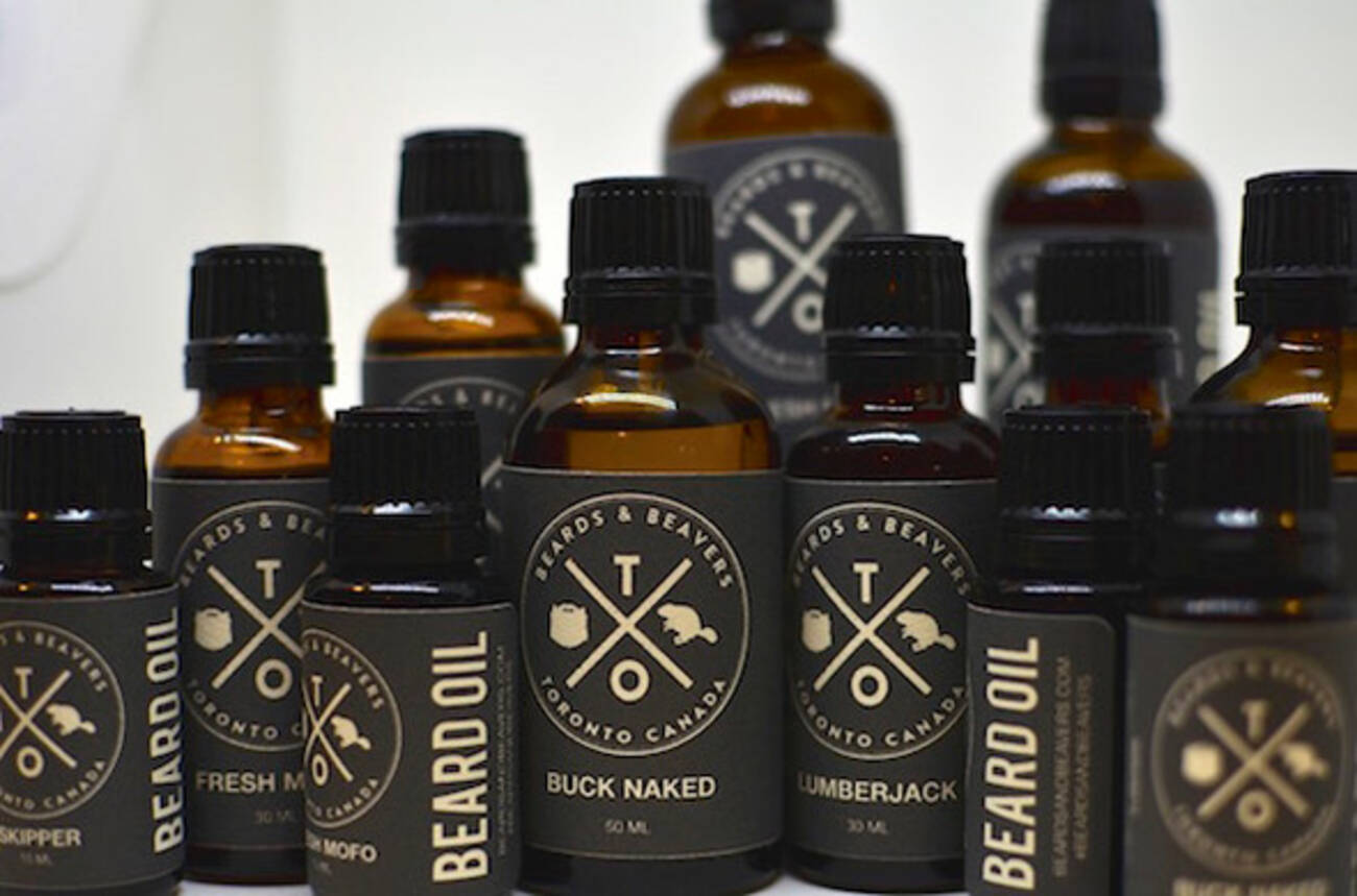 The top 10 men's grooming products made in Toronto  The top 10 men&...