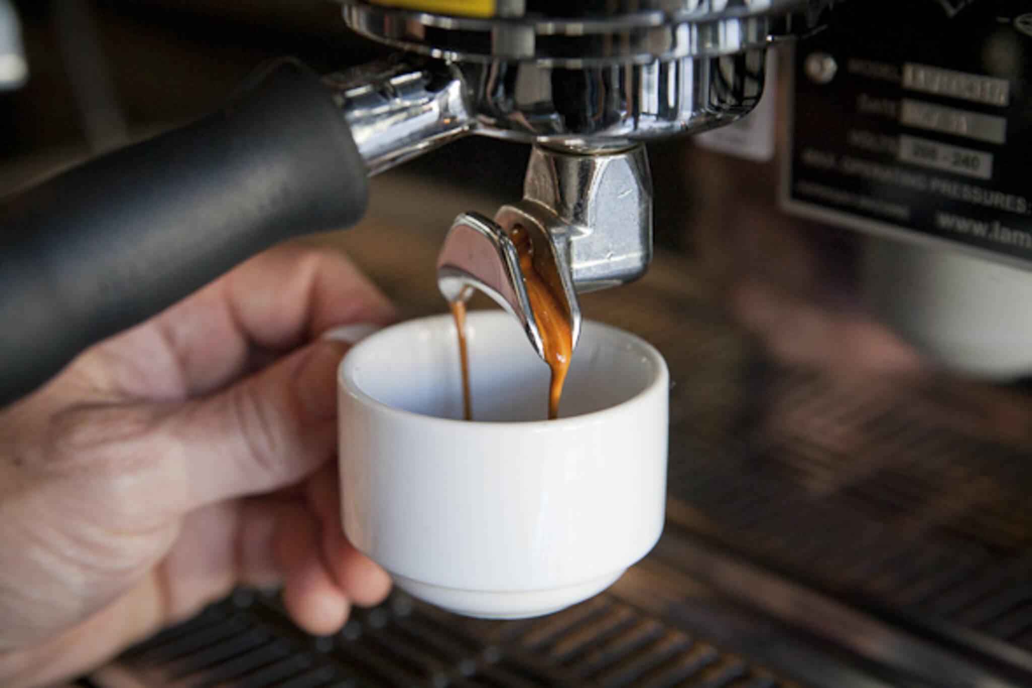 Espresso Gerrard Toronto