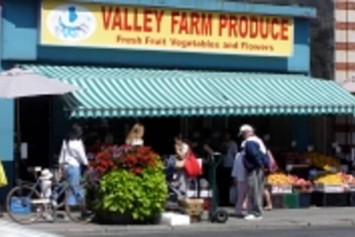 Valley Farm Produce