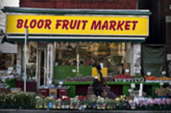 Bloor Fruit Market