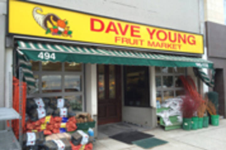 Dave Young Fruit Market