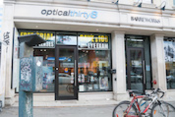 Optical Thirty 8 (Queen West)