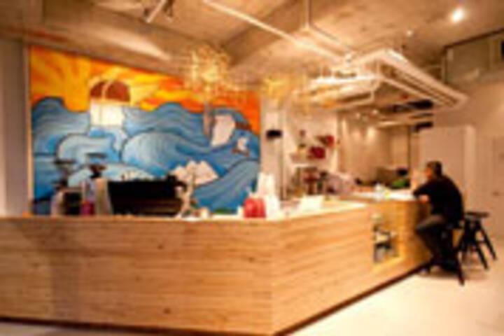 Thor Espresso Bar on Bathurst