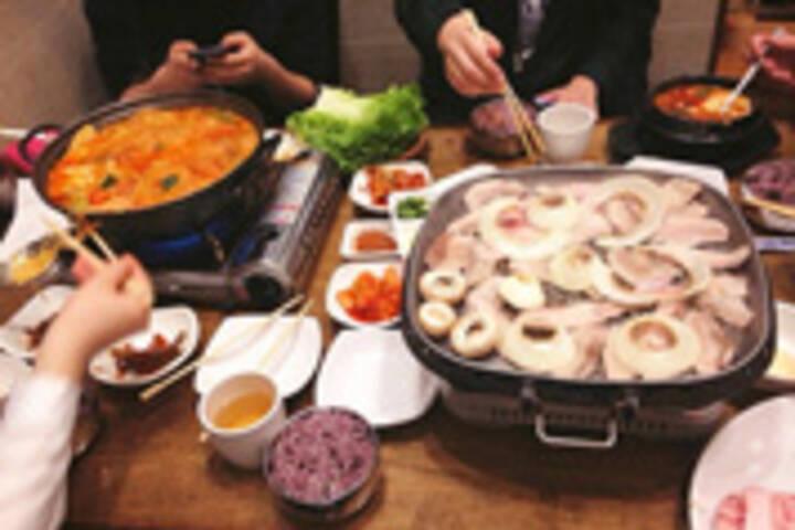 Finch Korean Restaurant