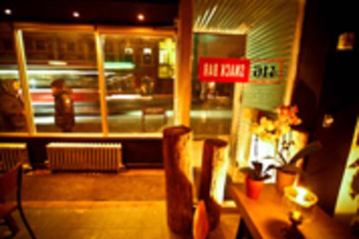 416 Snack Bar