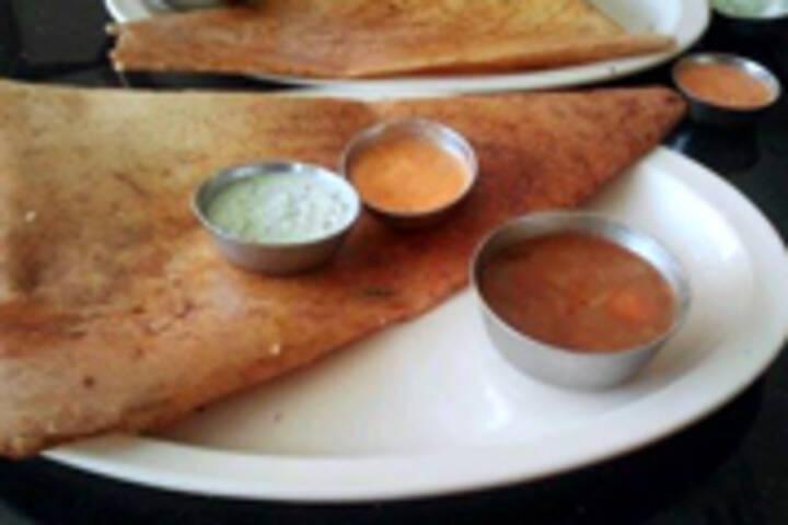 Udupi Madras Cafe