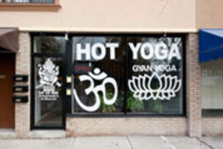 Gyan Hot Yoga