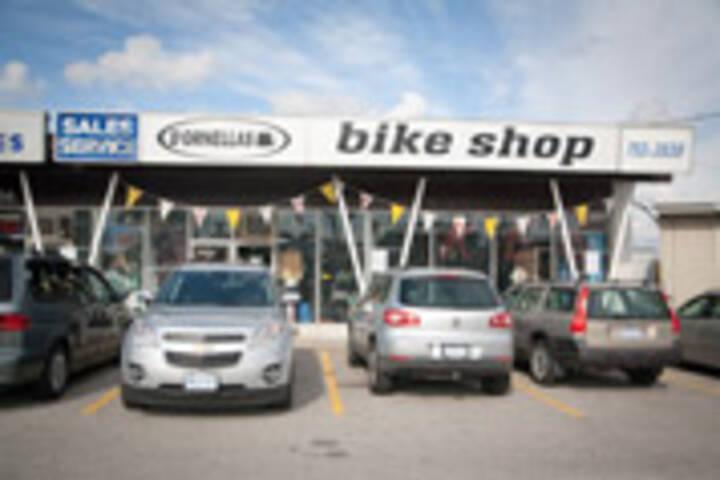 D 'Ornellas自行车店